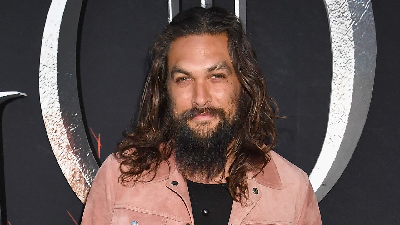 Jason Momoa Is Totally Fine With His 'Dad Bod'