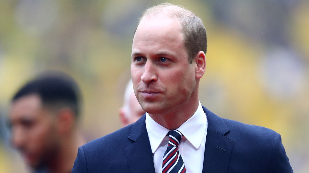 prince william speaks out on inquiry into princess diana s 1995 panorama interview entertainment tonight entertainment tonight