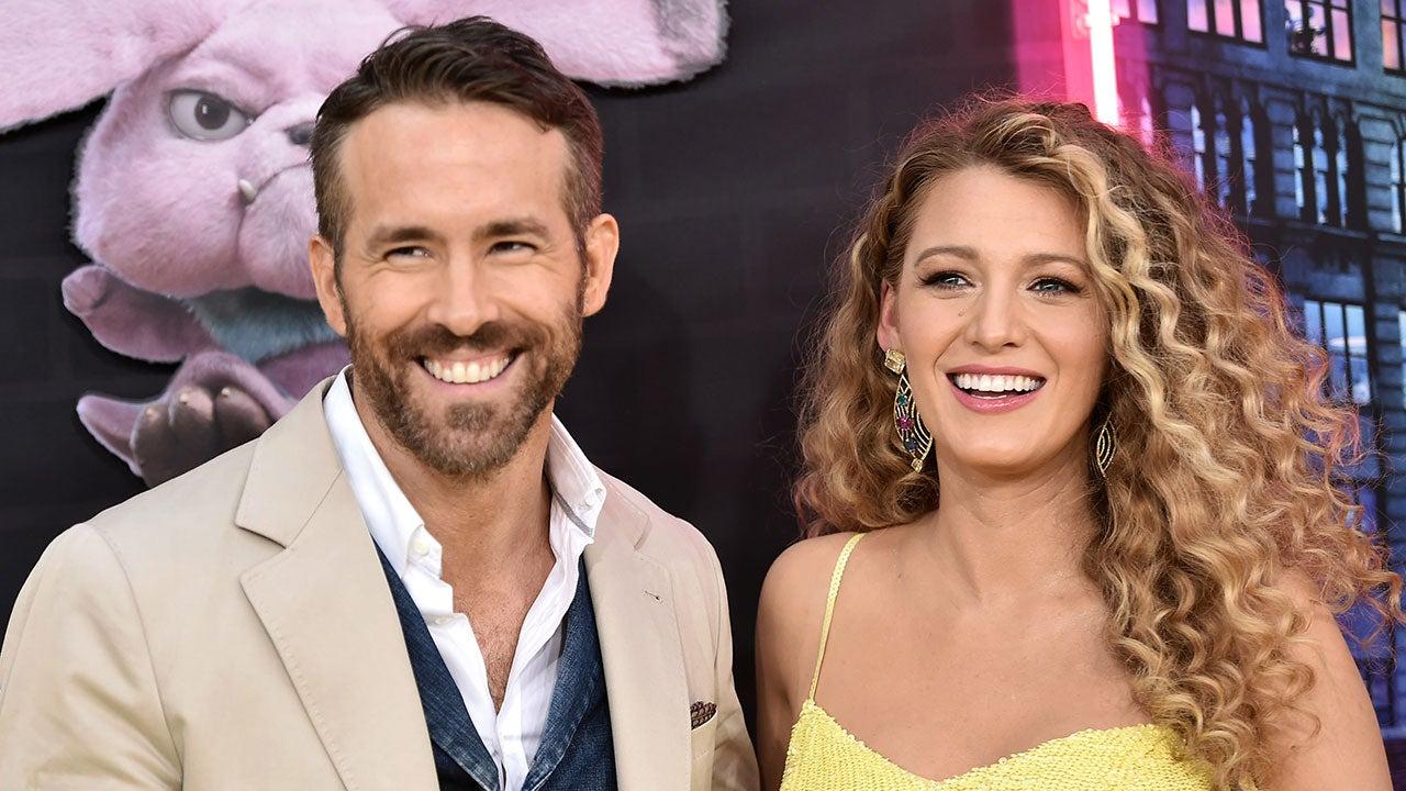 Ryan Reynolds Trolls Blake Lively By Posting Unflattering Pics on Her Birthday
