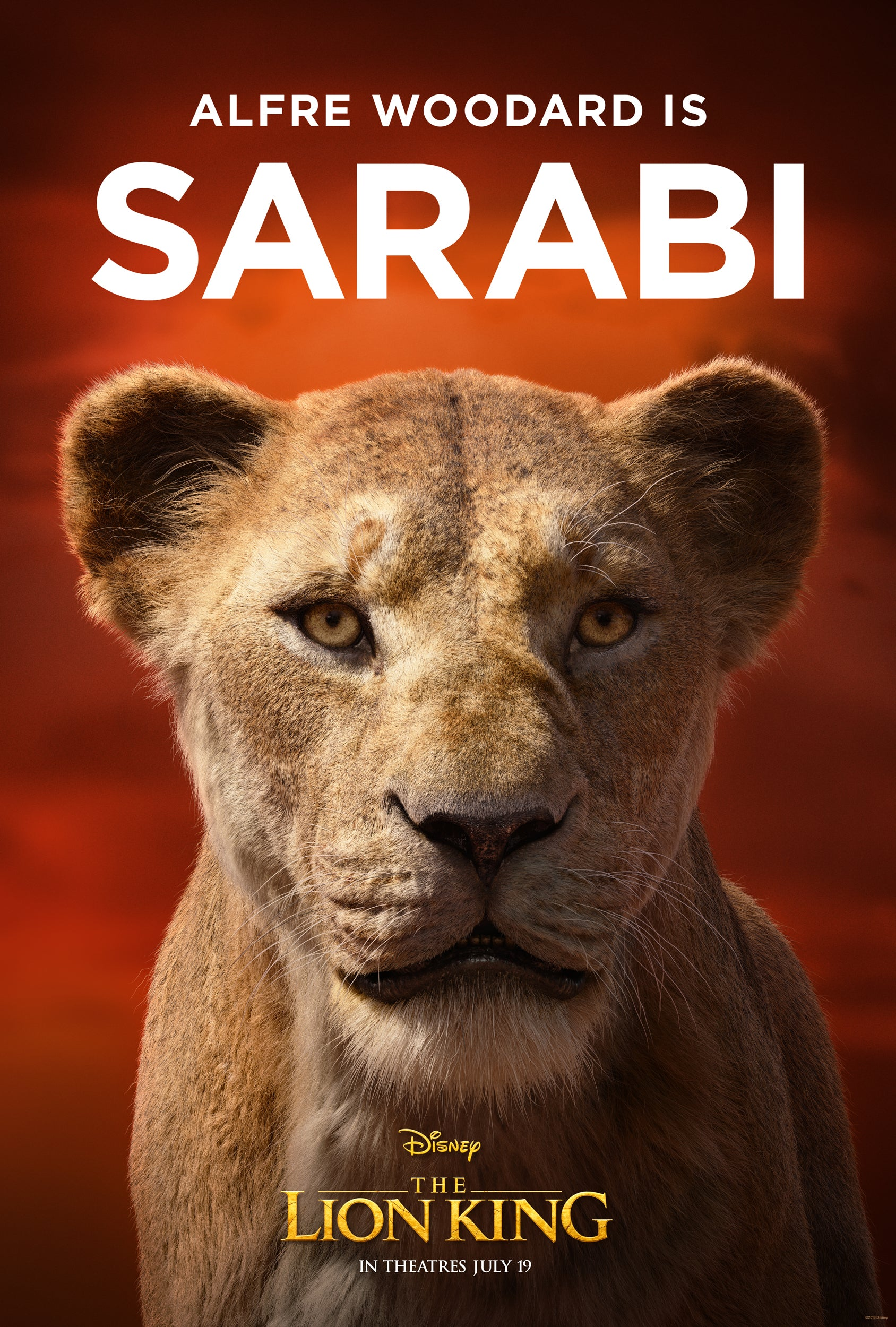 The Lion King Posters Provide A New Look At Donald Glovers