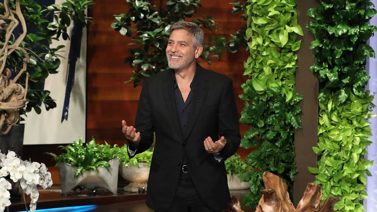 George Clooney Shares How His Twins Are Taking After His Wife Amal