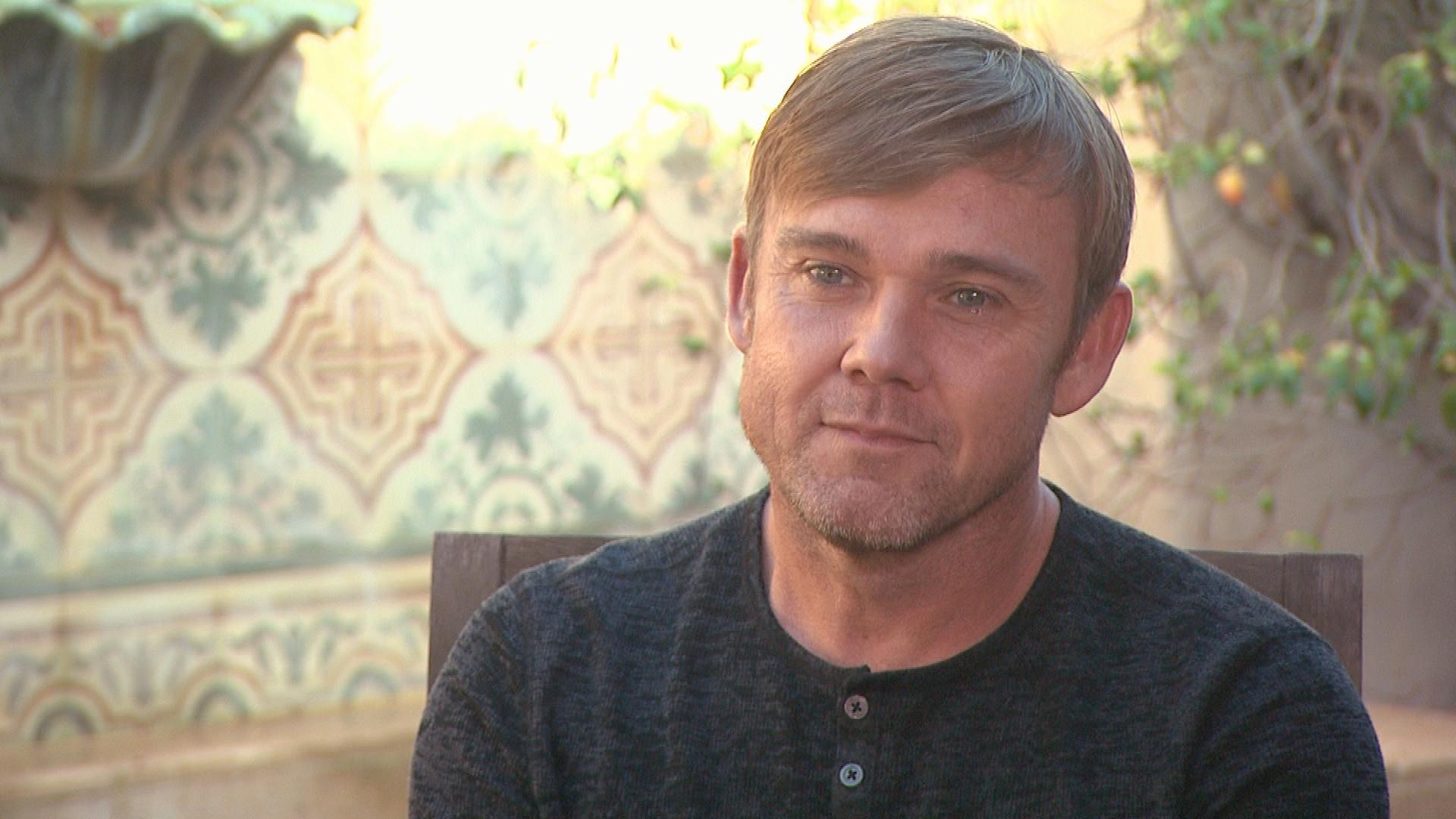 Ricky Schroder's Family Tried to Hold an Intervention After