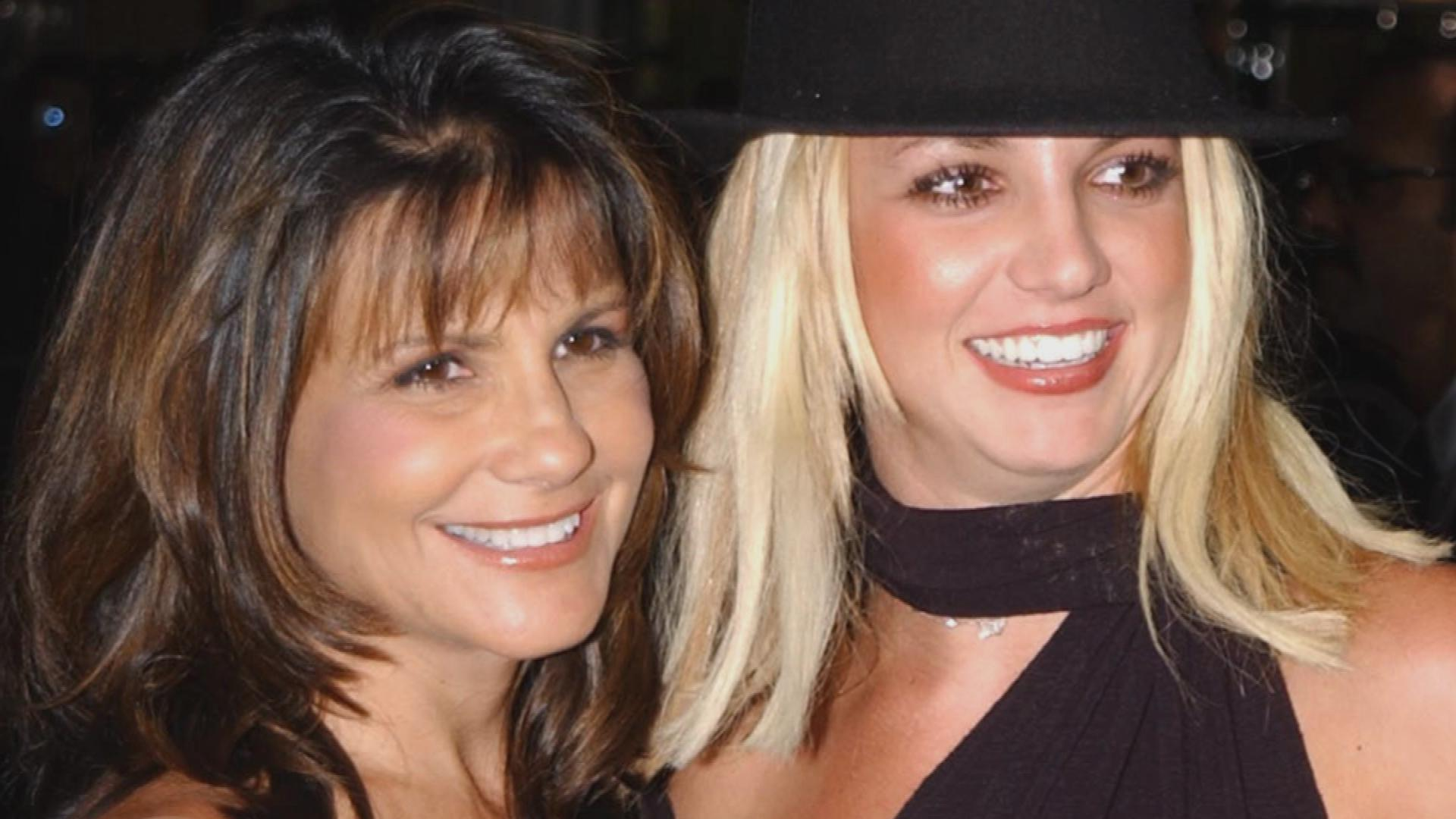 Britney Spears Mom Lynne Breaks Silence On Daughter S Wellbeing Entertainment Tonight