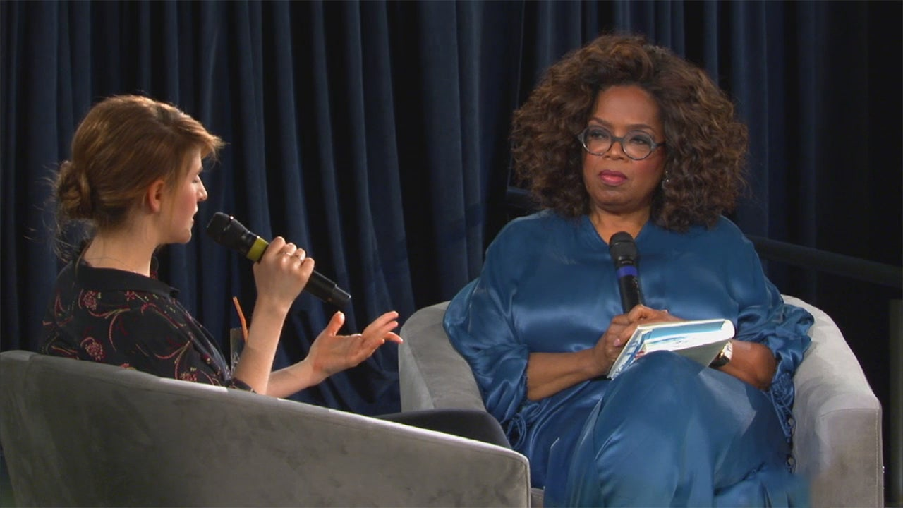 Oprah Winfrey Speaks With Tara Westover About Being Estranged From Her  Parents (Exclusive)