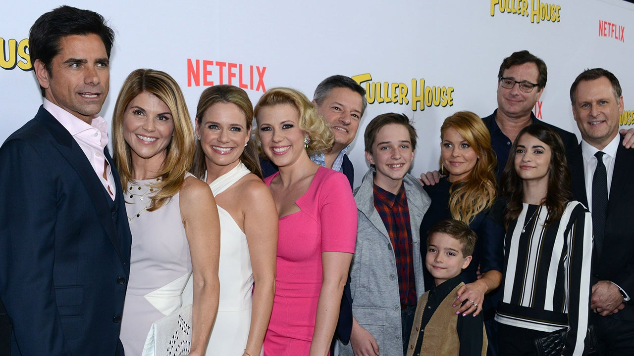 How Lori Loughlin Feels About 'Fuller House' Coming to an End (Exclusive)