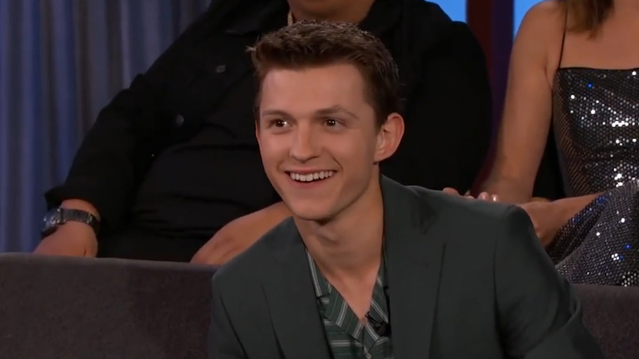 Tom Holland Shaves His Head and Fans Can't Handle It