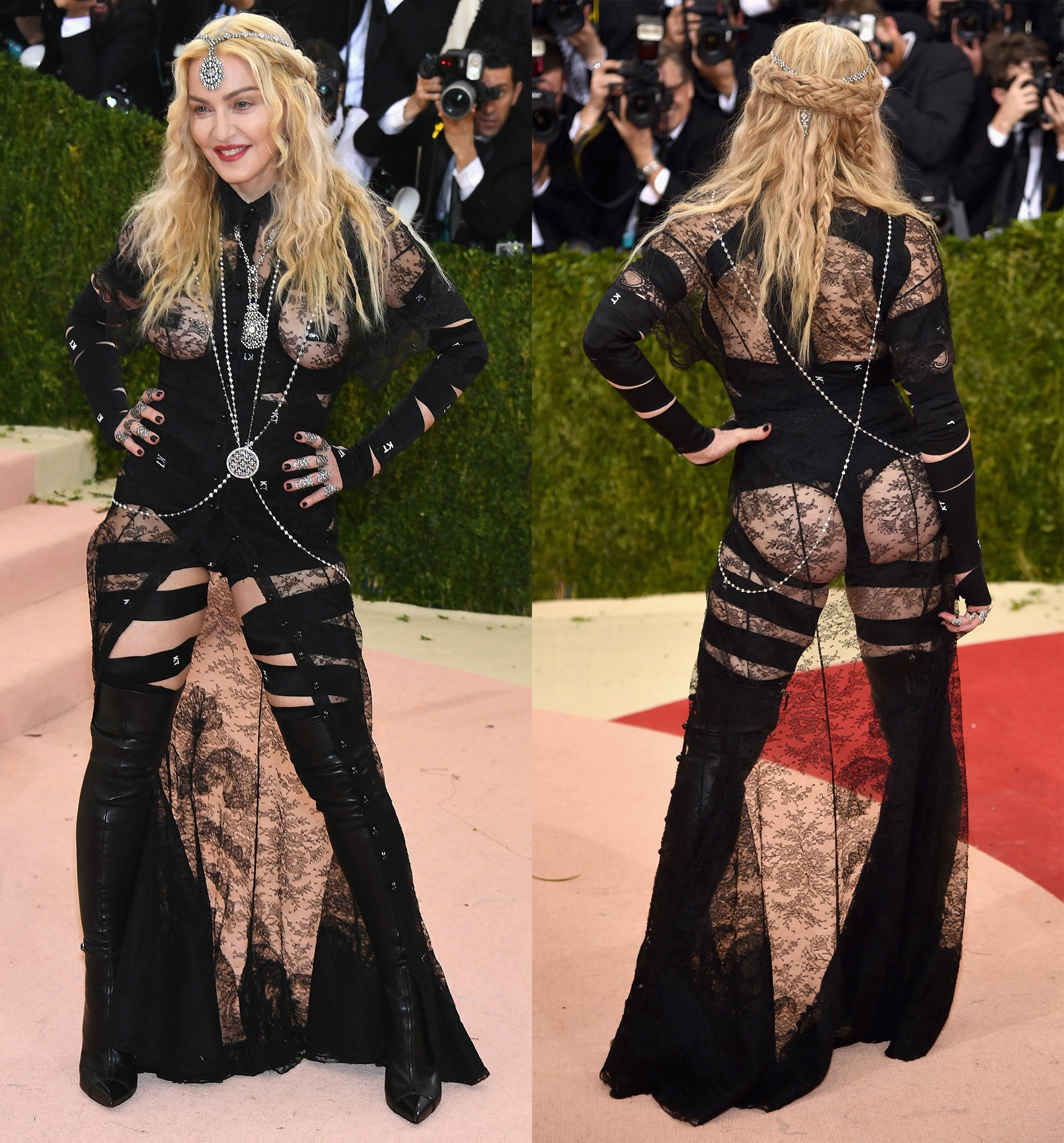 20 Outrageous Looks That Prove the Met Gala Is the Only Red Carpet ...