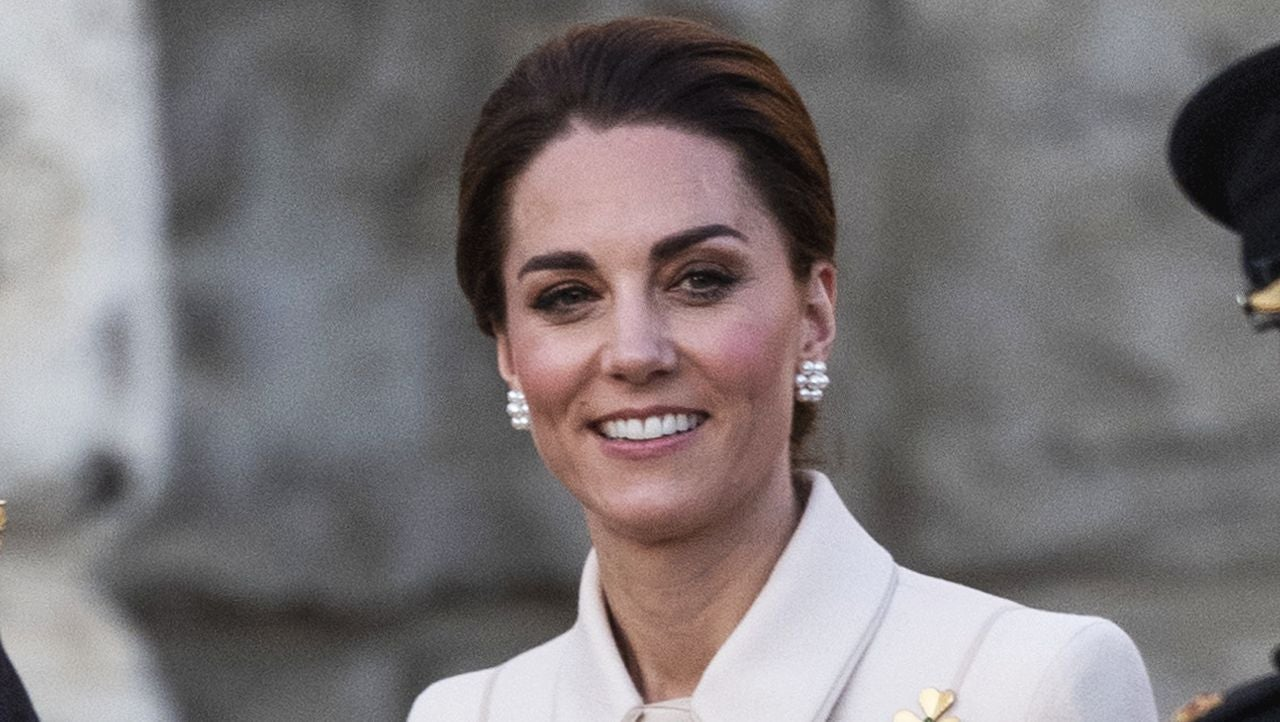 Kate Middleton Recycles Chic Coat While Attending Horse Guards Parade -- See the Look!