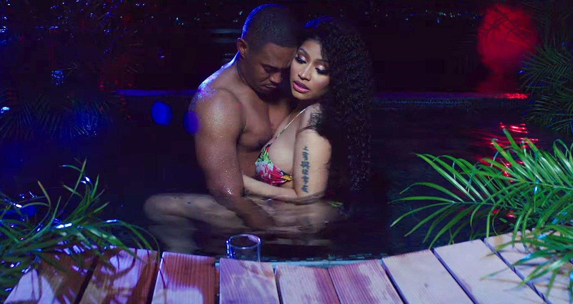 Nicki Minaj Real Sex Video