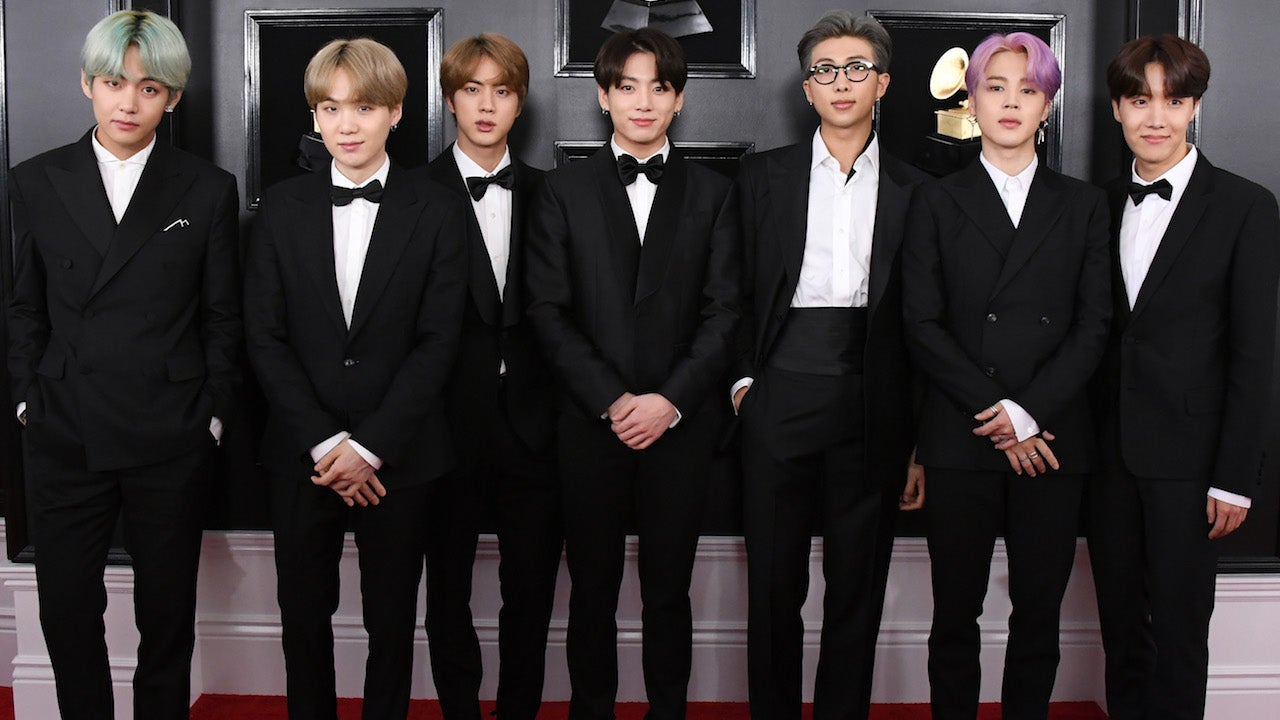 Your Favorite K-Pop Stars on the Red Carpet: BTS, Stray Kids