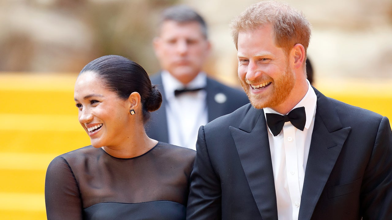 Meghan Markle Shares the Most Precious Throwback Pics of Prince Harry for His Birthday