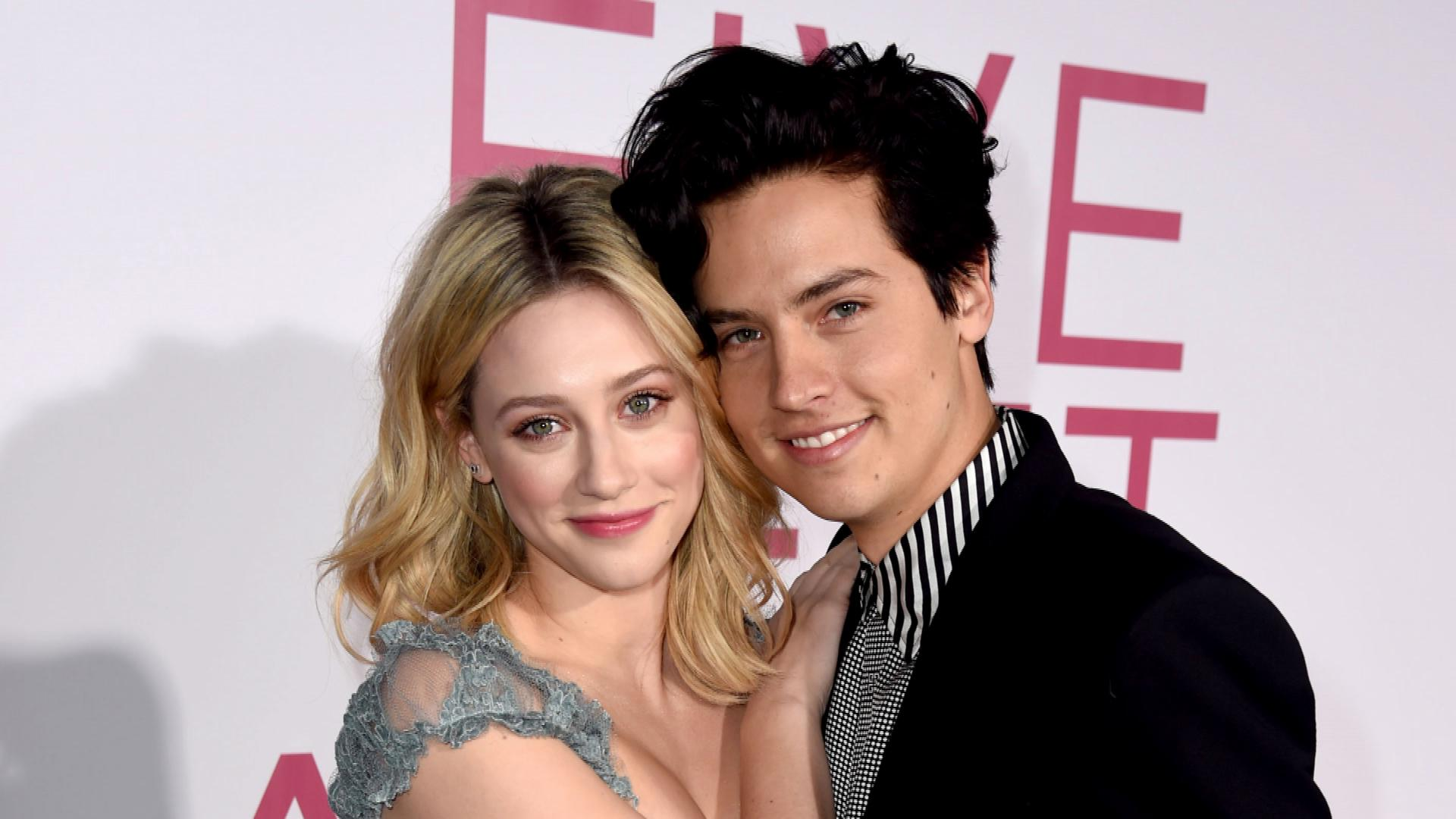 Lili Reinhart Shares 'Sappy' Love Poem for Cole Sprouse After Reports of Split