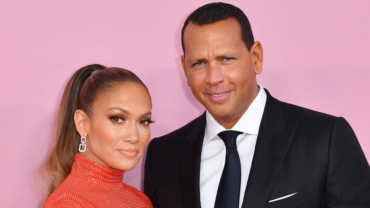 Alex Rodriguez Hints at Destination Wedding With Jennifer Lopez: 'It's Gonna Be a Long Flight'