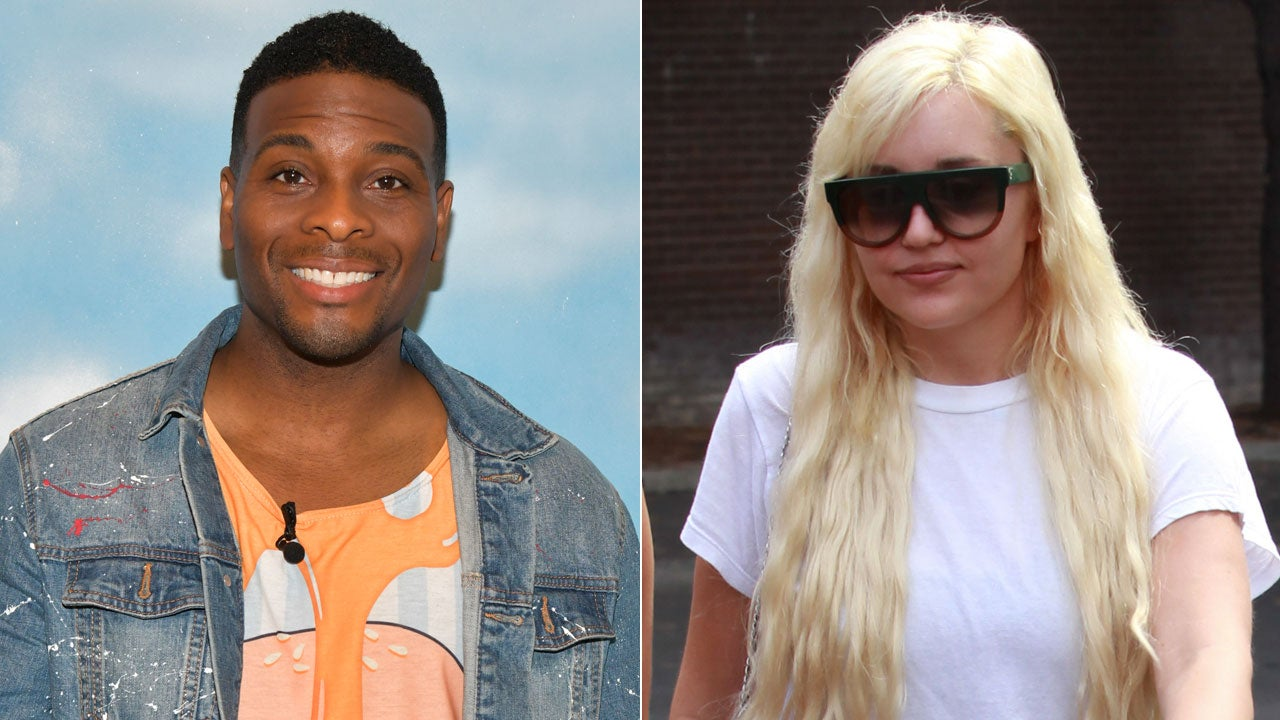 Kel Mitchell on Teaching Amanda Bynes Comedy Tricks and If She'll Make an 'All That' Reboot Cameo (Exclusive)