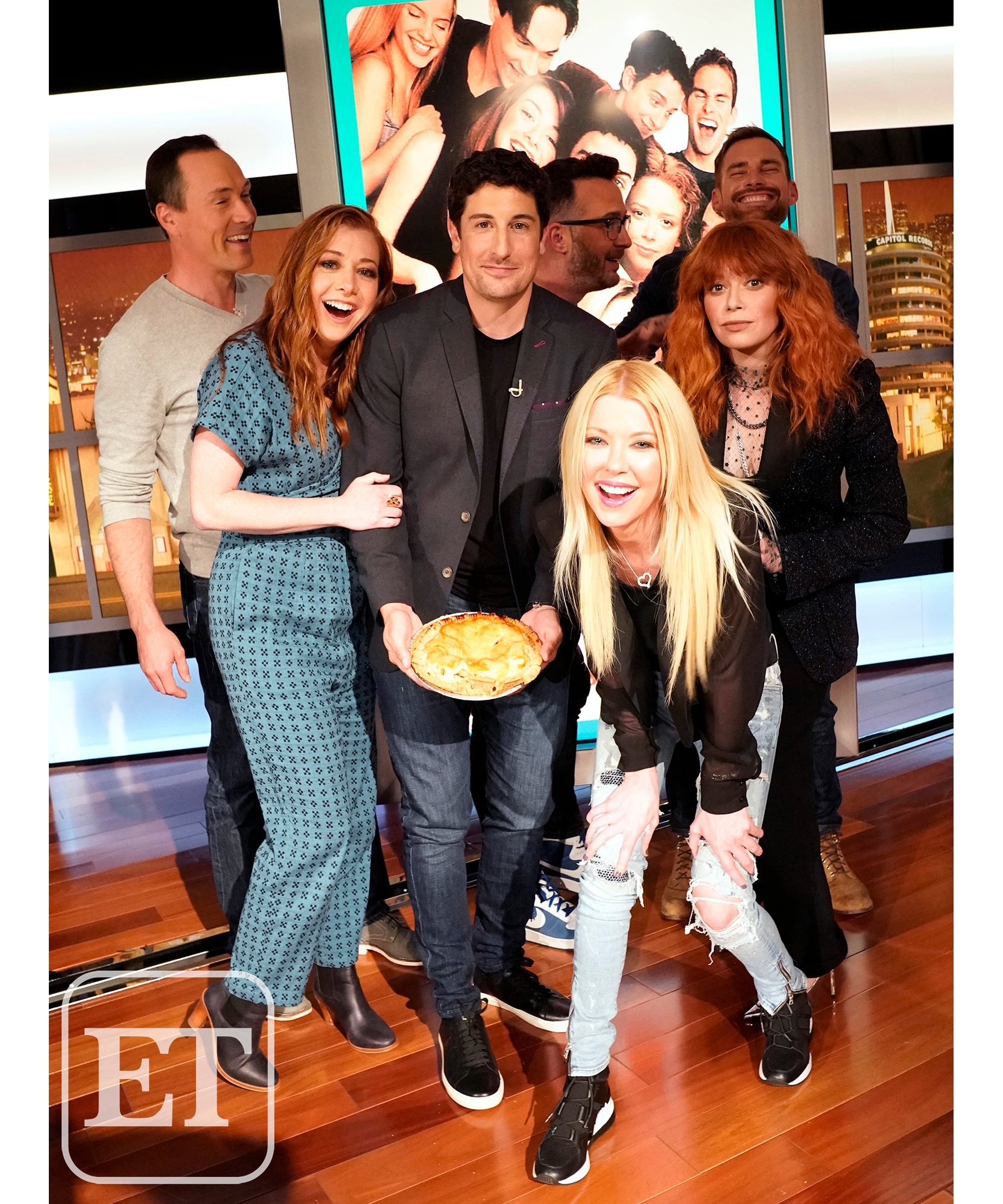 Inside the 'American Pie' Reunion: Sweet Memories, Sexy