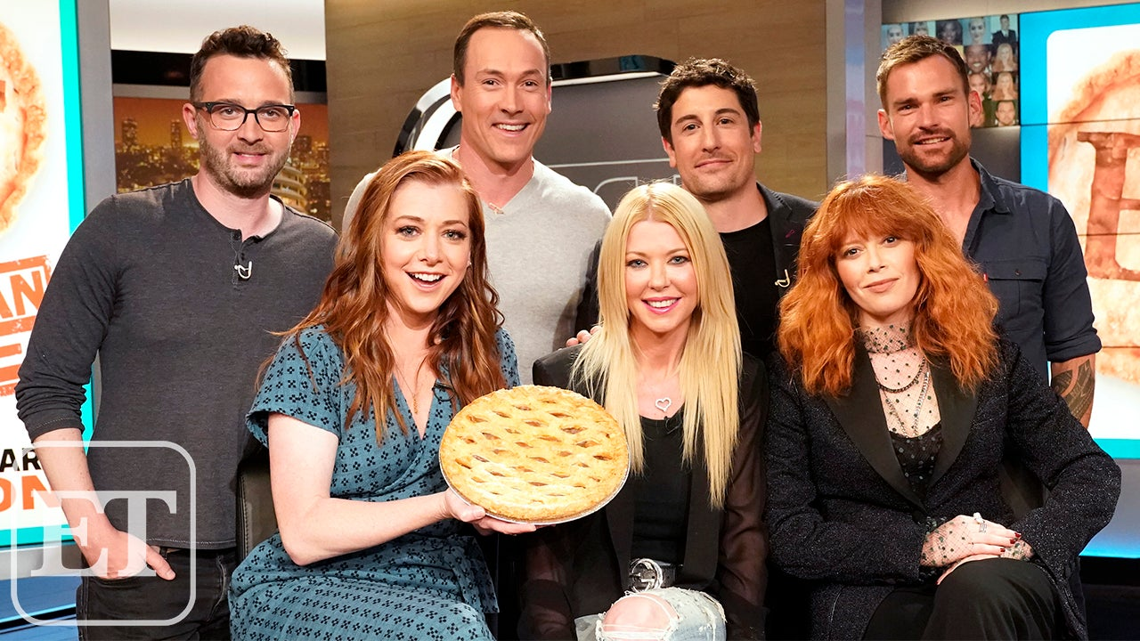 American Pie Band Camp Unrated Scenes inside the 'american pie' reunion: sweet memories, sexy