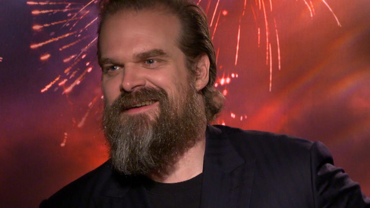 'Stranger Things' Season 3 Finale: David Harbour Reacts to That 'Extraordinary' Ending (Exclusive)