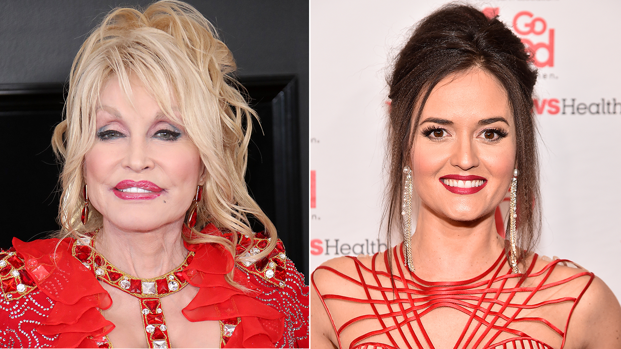 Dolly Parton and Danica McKellar to Star in 'Christmas at Dollywood' Movie for Hallmark (Exclusive)