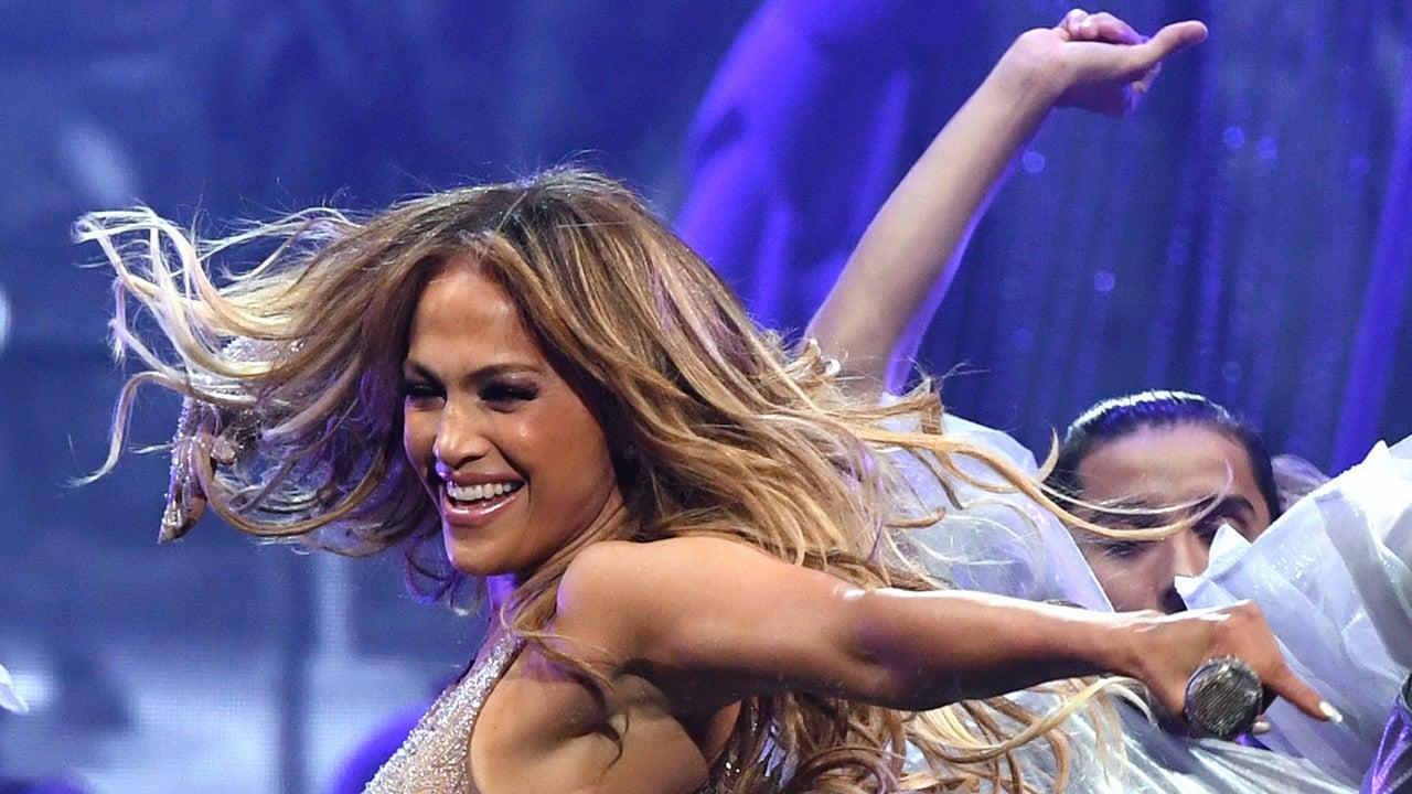 Star Sightings: Jennifer Lopez Dazzles on Tour, Kim and Kourtney Kardashian Give Back & More!