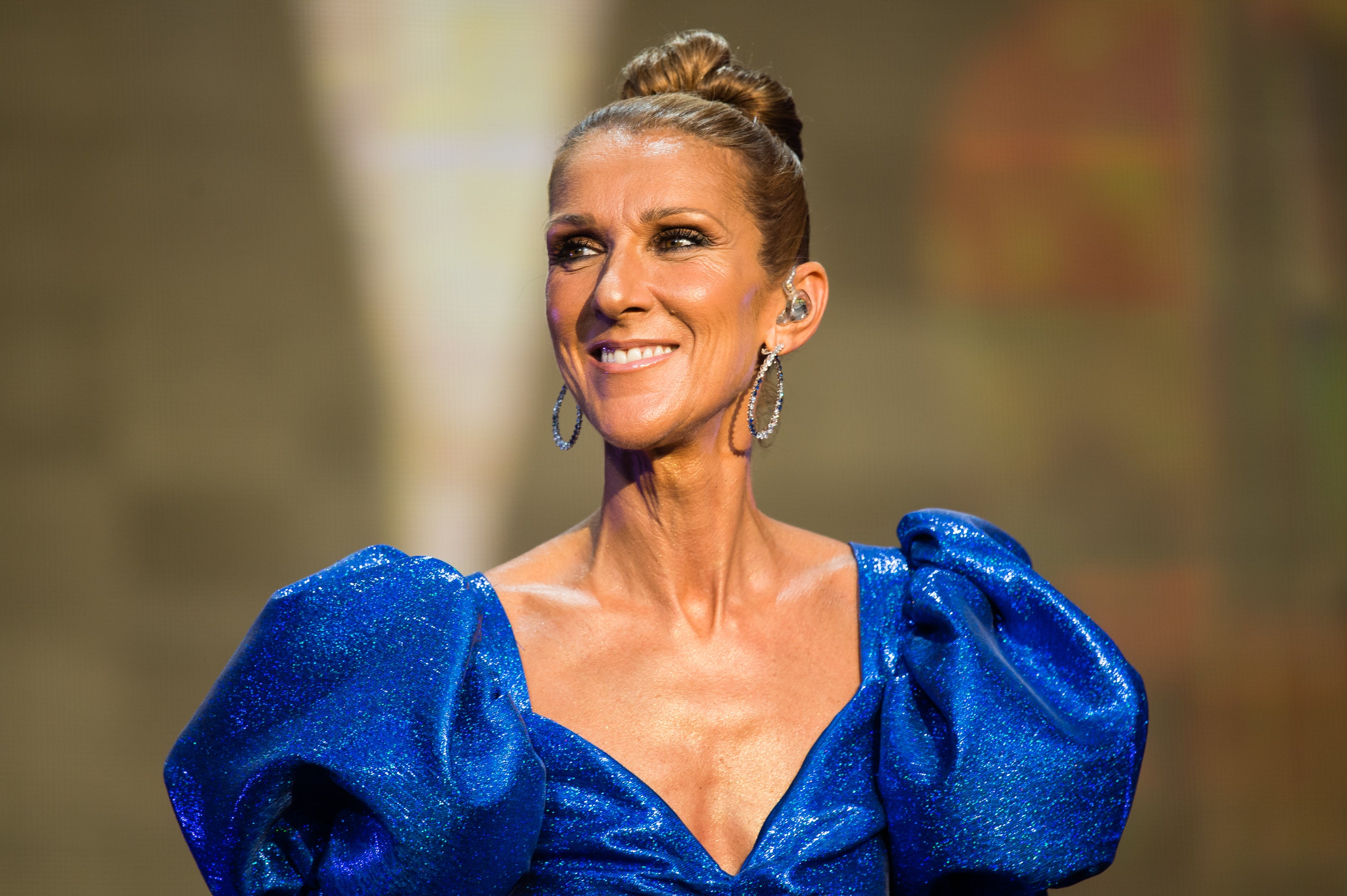 Céline Dion Is Almost Unrecognizable With New Bowl Cut -- See the Unique Look