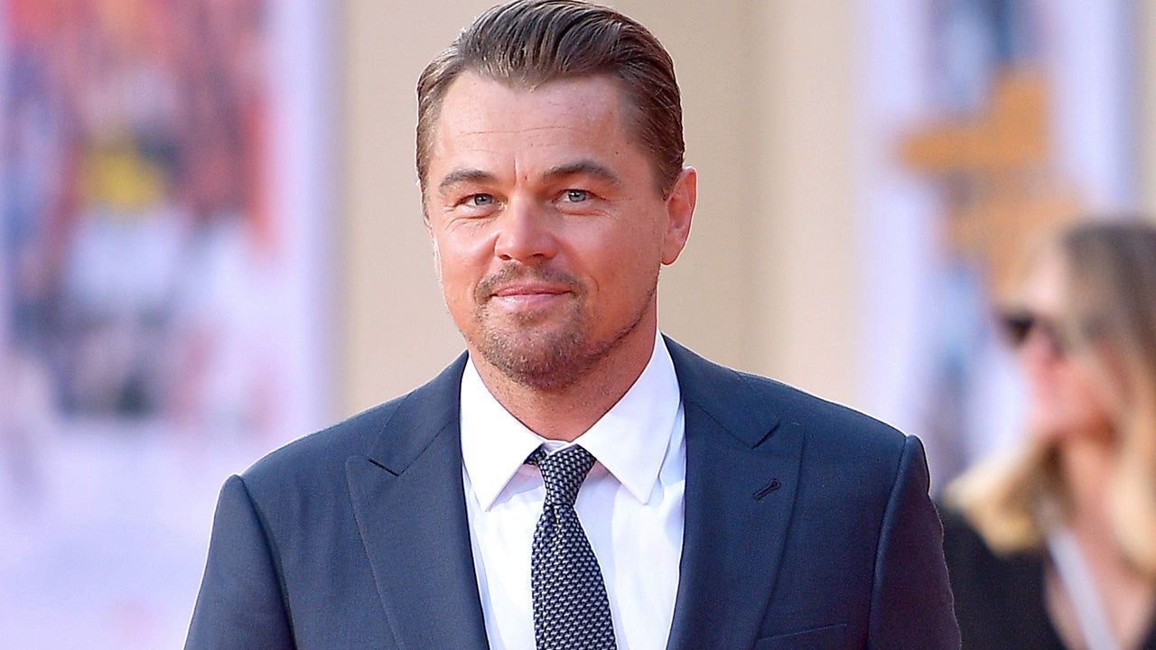 Leonardo DiCaprio Opens Up About His 'Humbling' Career at 'Once Upon a Time in Hollywood' Premiere (Exclusive)