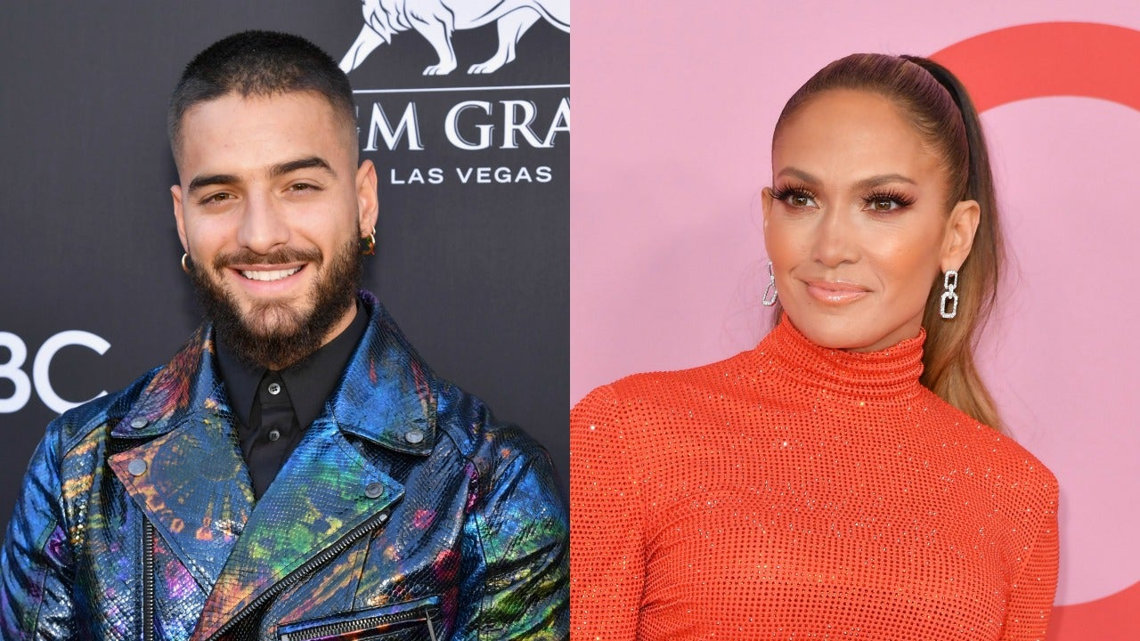 Maluma to Co-Star Alongside Jennifer Lopez in New Rom-Com -- Find Out His Role!