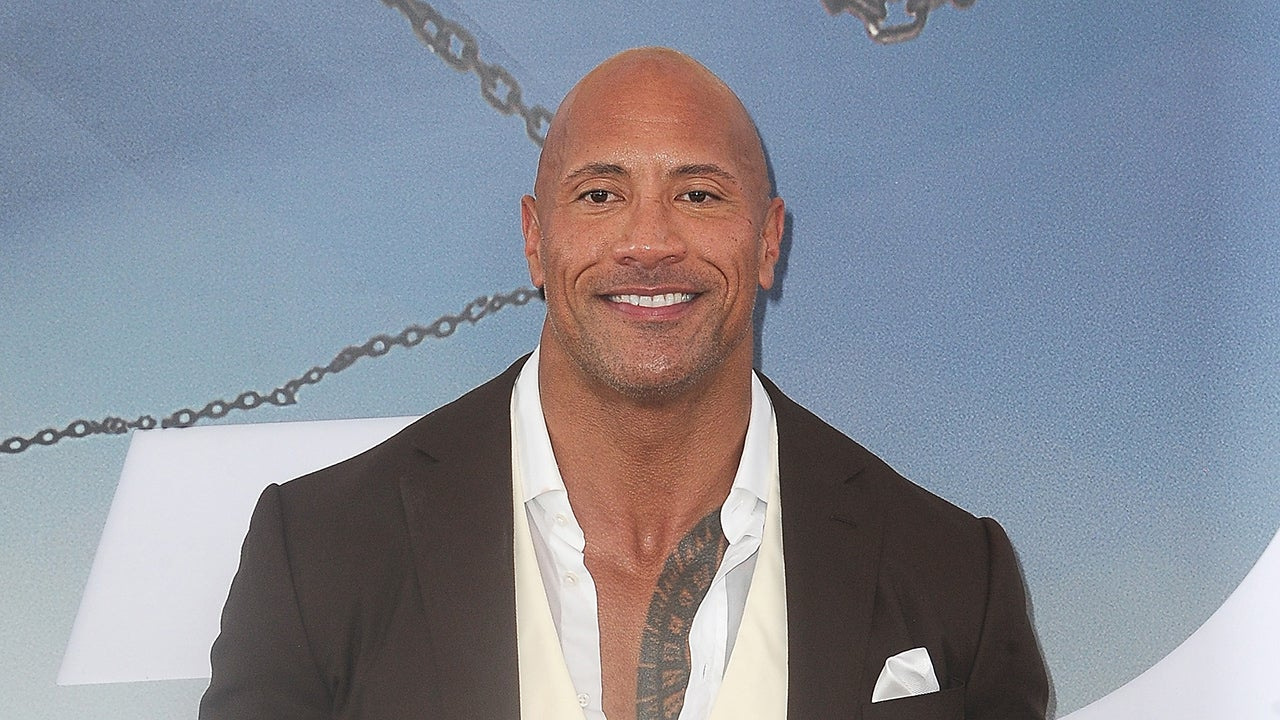 Dwayne Johnson Named Highest-Paid Actor for 2019