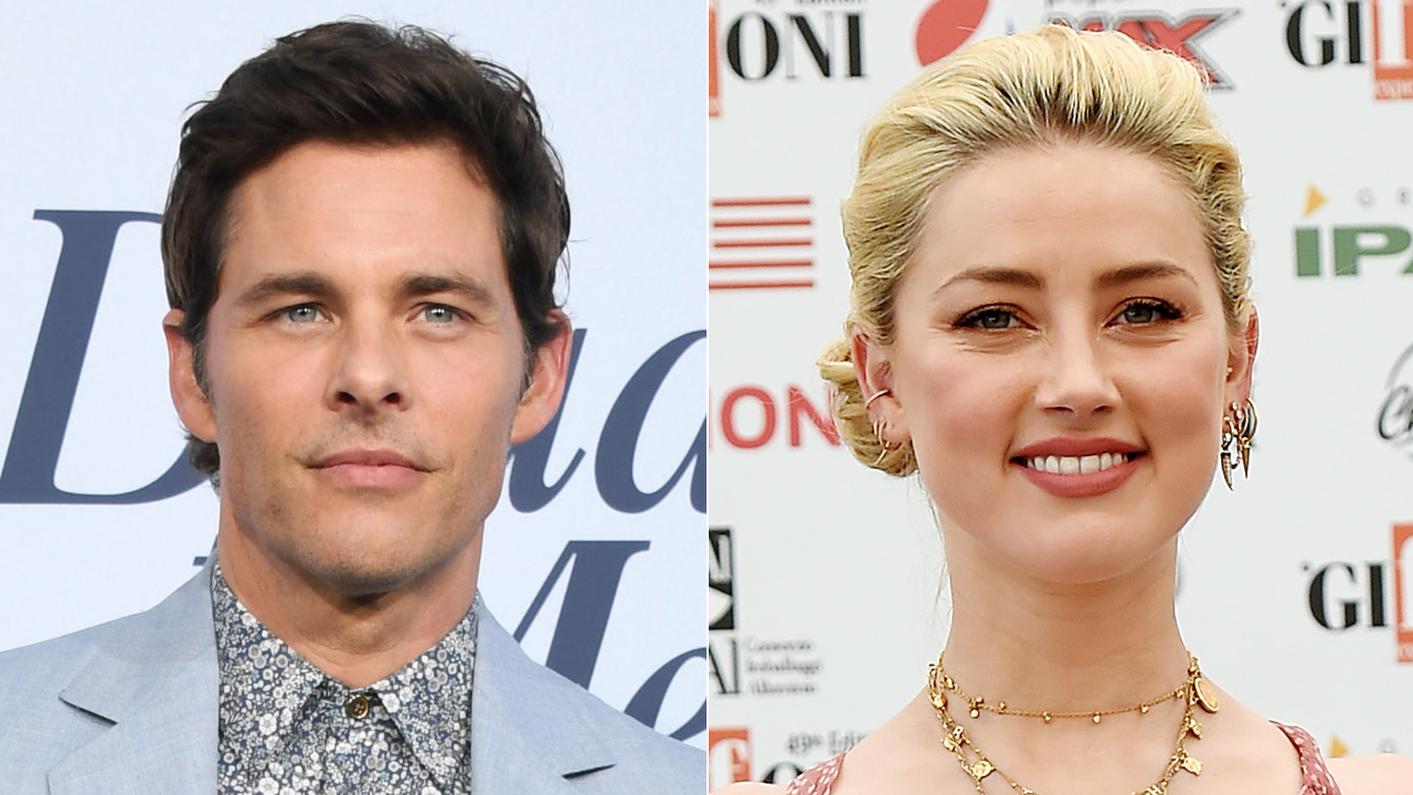 James Marsden and Amber Heard to Star in Stephen King's 'The Stand' for CBS All Access
