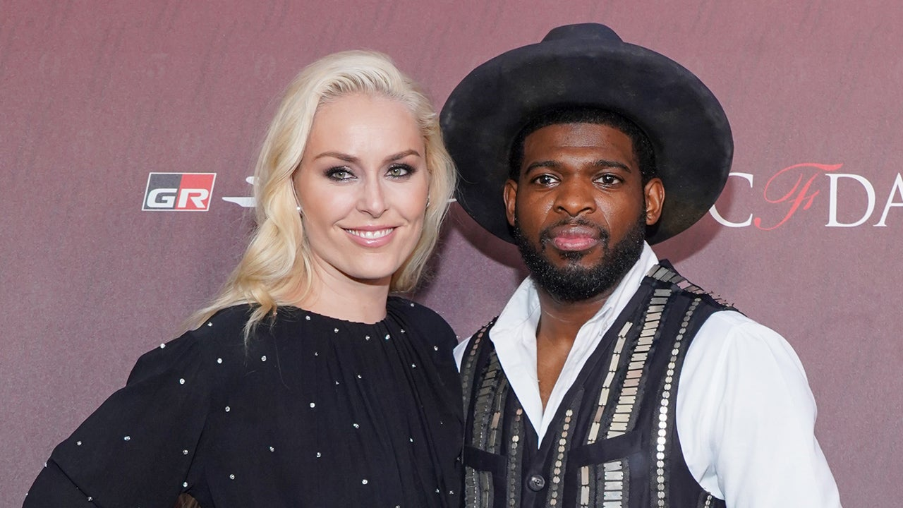 Lindsey Vonn Engaged to Hockey Player P.K. Subban
