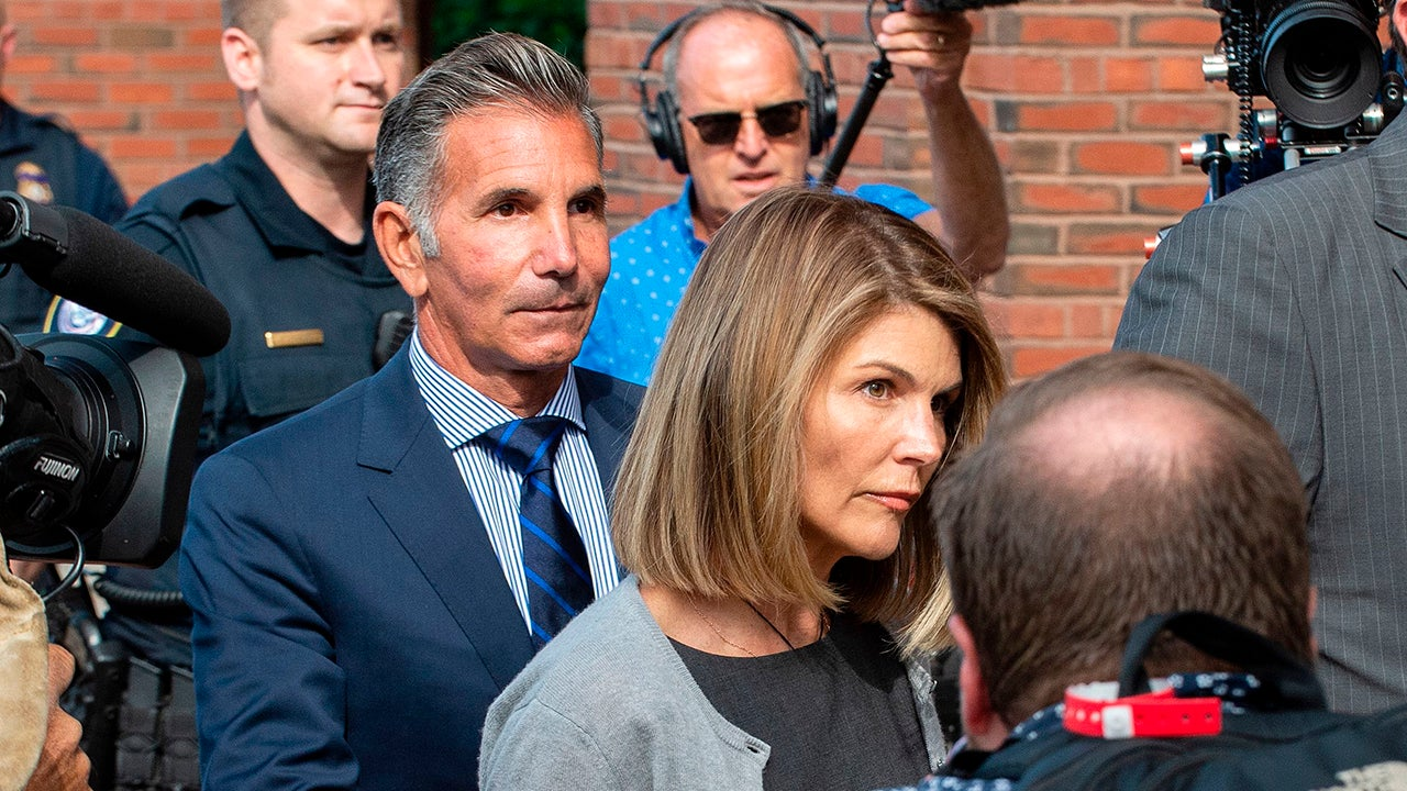 Lori Loughlin Faces Possible Prison Time, Nancy Grace Weighs In (Exclusive)