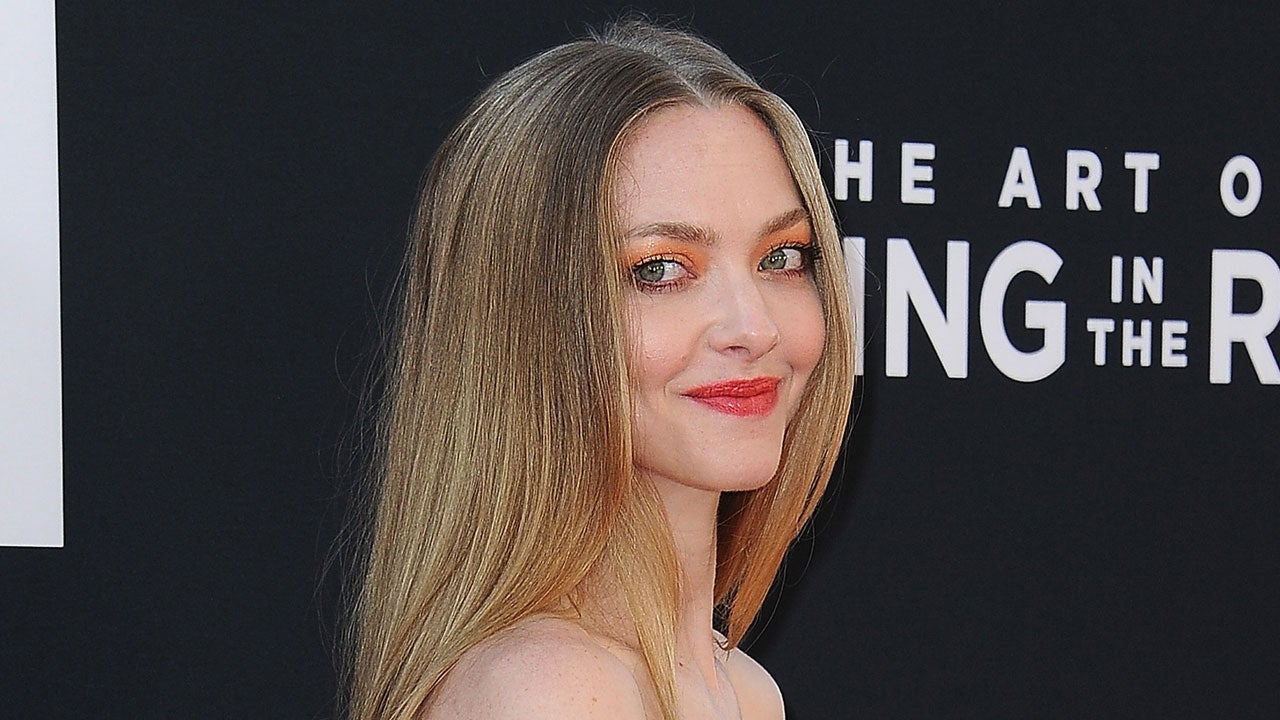 Amanda Seyfried Shares Hospital Throwback Photo Breastfeeding Her Baby Daughter
