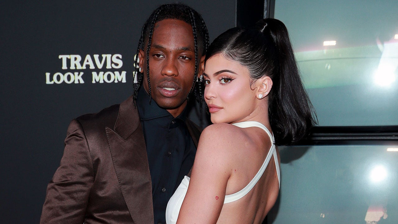 Kylie Jenner Says Being a Mom Has Improved Her Sex Life With Travis Scott in 'Playboy'