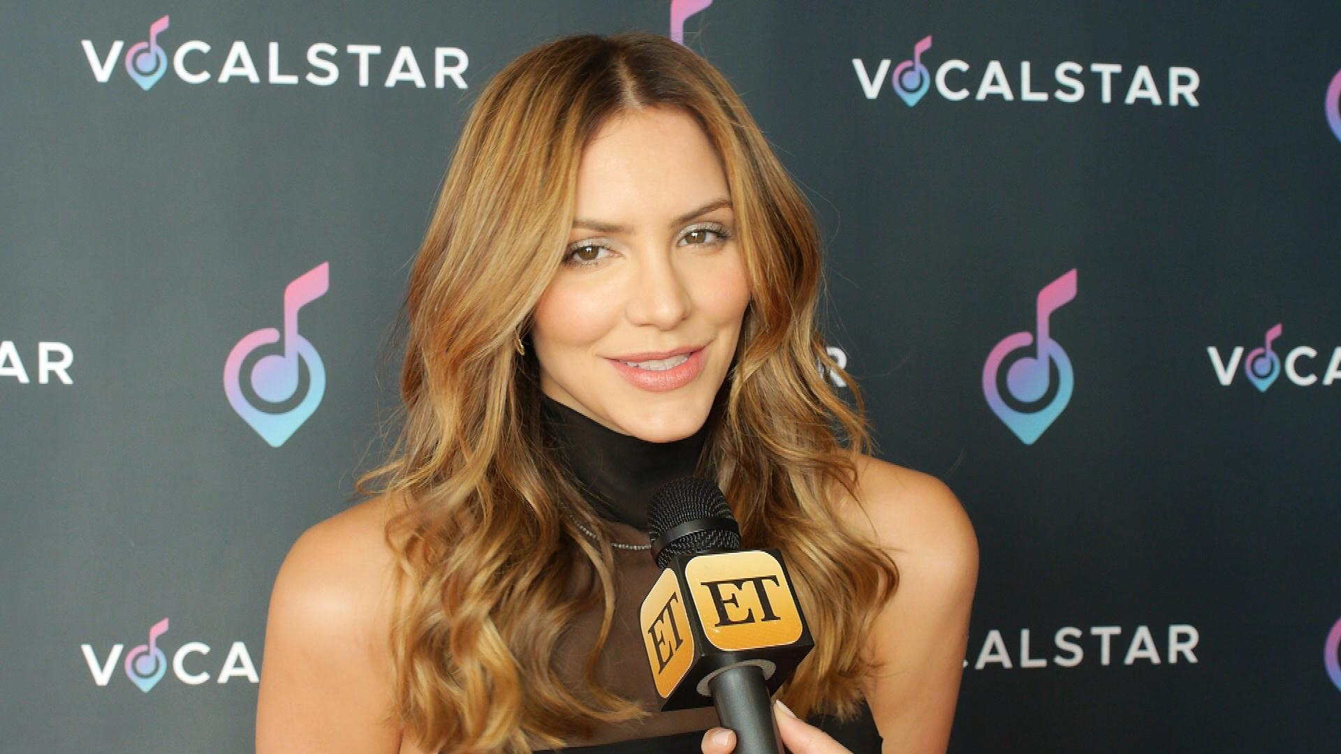 Katharine McPhee Foster on Her Favorite Part of Marriage to David Foster & Why She Took His Name (Exclusive)