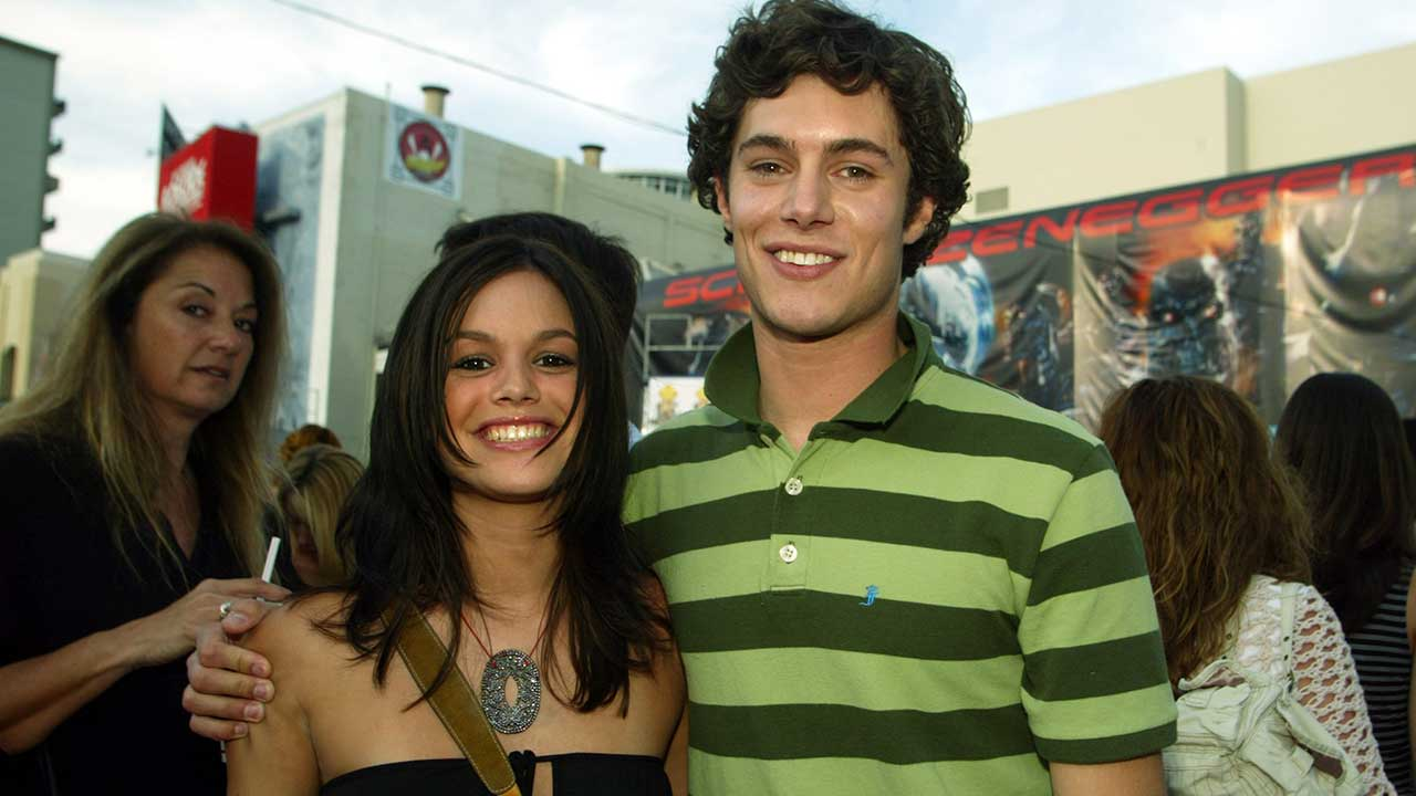 Adam Brody and Rachel Bilson Have Epic 'O.C.' Reunion -- See Seth and Summer Together Again!