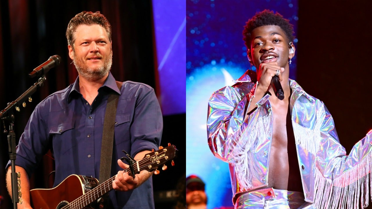 Blake Shelton Denies Shading Lil Nas X in New Song 'Hell Right'