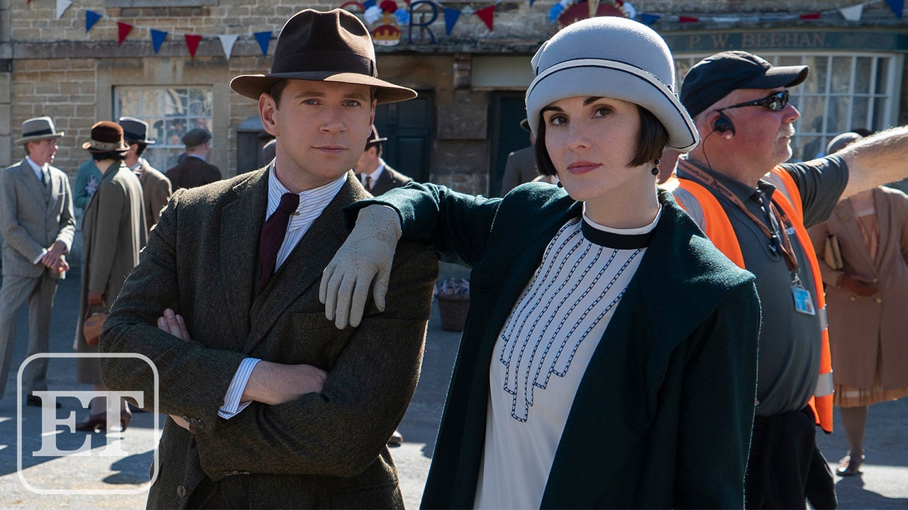 'Downton Abbey': Behind the Scenes of the Movie With Michelle Dockery and More (Exclusive)