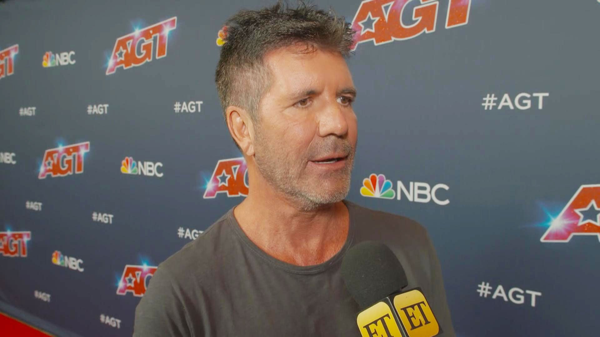 'America's Got Talent' Judge Simon Cowell Reveals Why He Decided to Get In Shape During Season 14 (Exclusive)