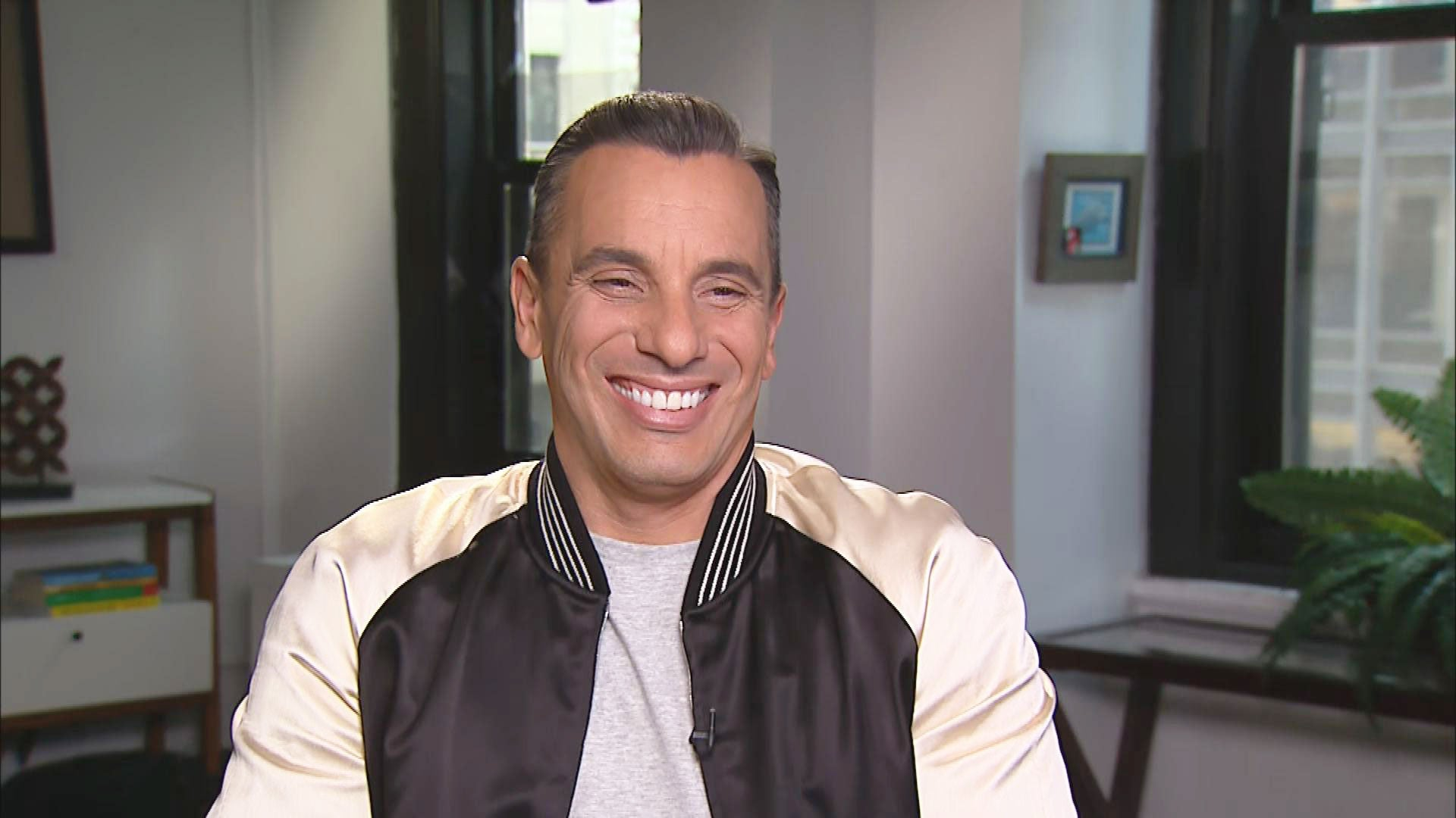How Comedian Sebastian Maniscalco Is Gearing Up to Host the MTV VMAs (Exclusive)