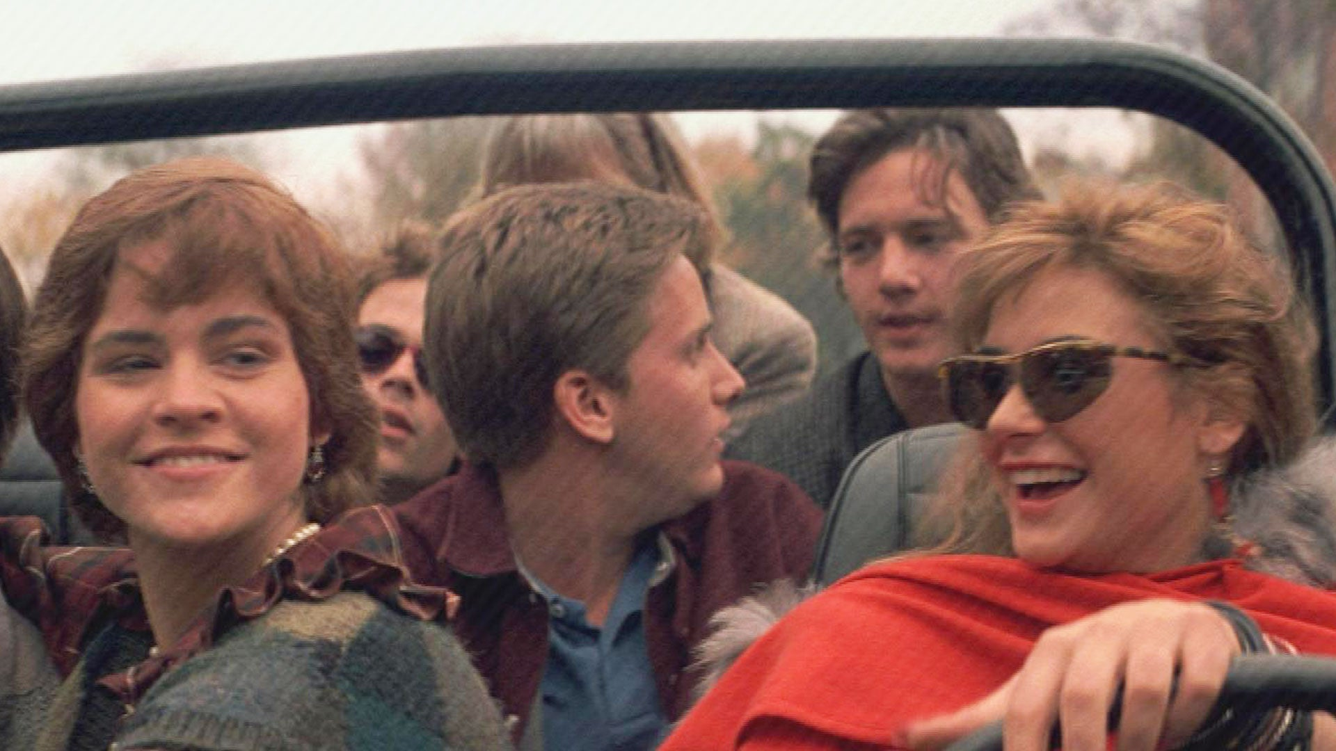 St Elmo S Fire Flashback See The Brat Pack On Set Of The 1985 Classic