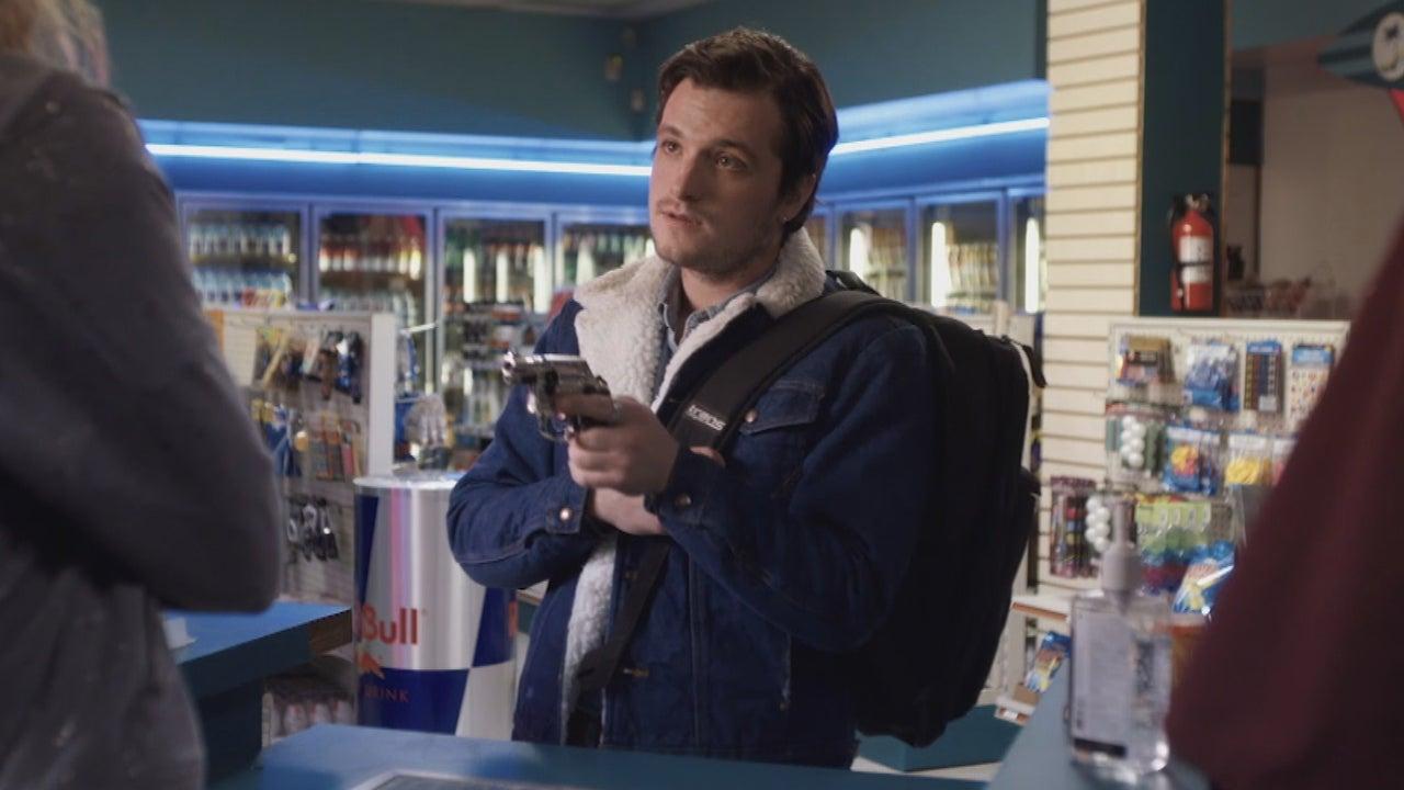 Josh Hutcherson Botches a Gas Station Robbery in 'Burn' (Exclusive Clip)