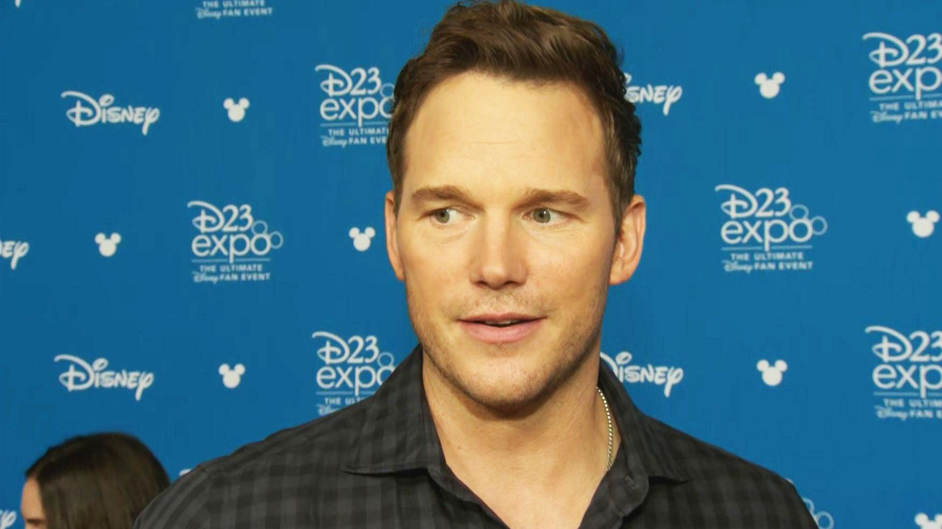 Chris Pratt Says He's 'Lucky' to Be Married to Katherine Schwarzenegger (Exclusive)