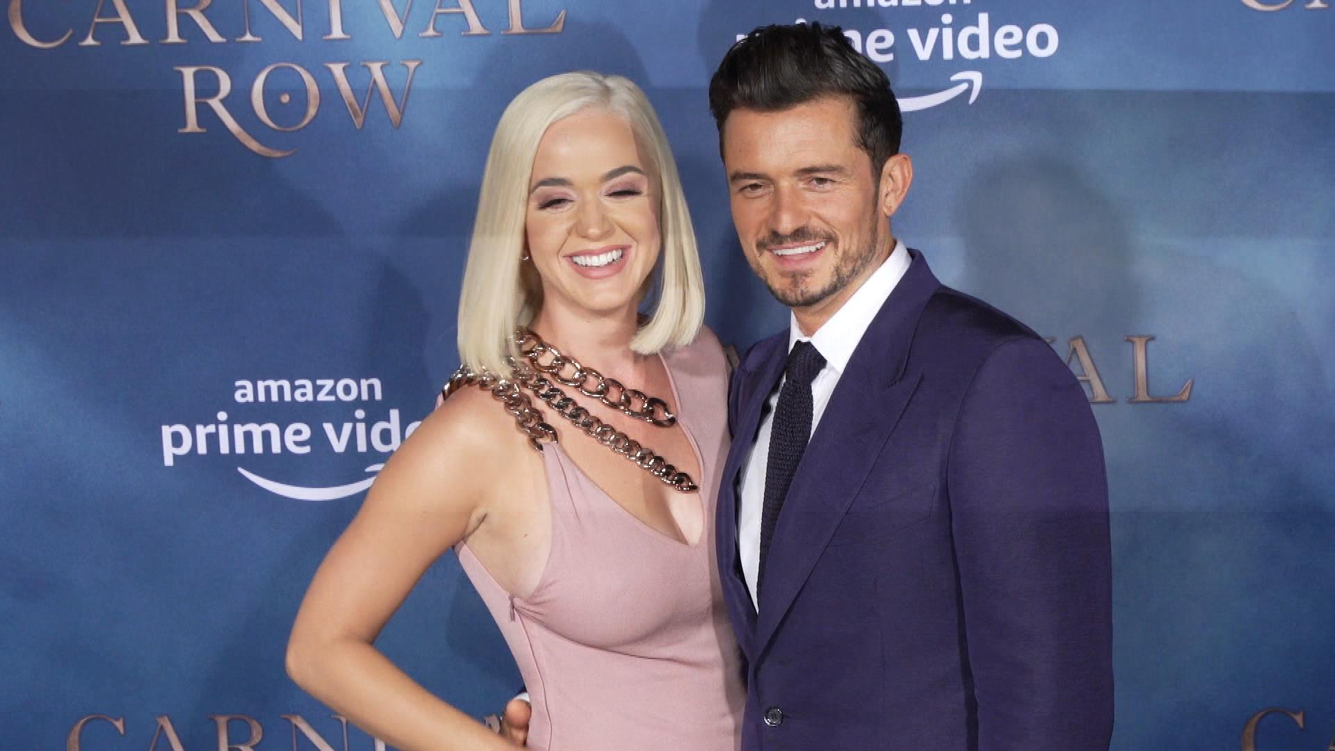 Orlando Bloom Reveals the 'Secret' Sweet Thing He and Katy Perry Love to Do Together (Exclusive)