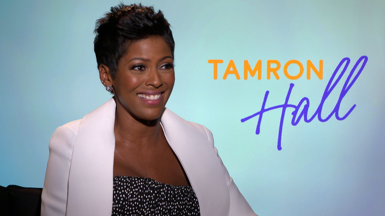 Tamron Hall Reveals Who She Still Stays in Touch With From the 'Today' Show (Exclusive)