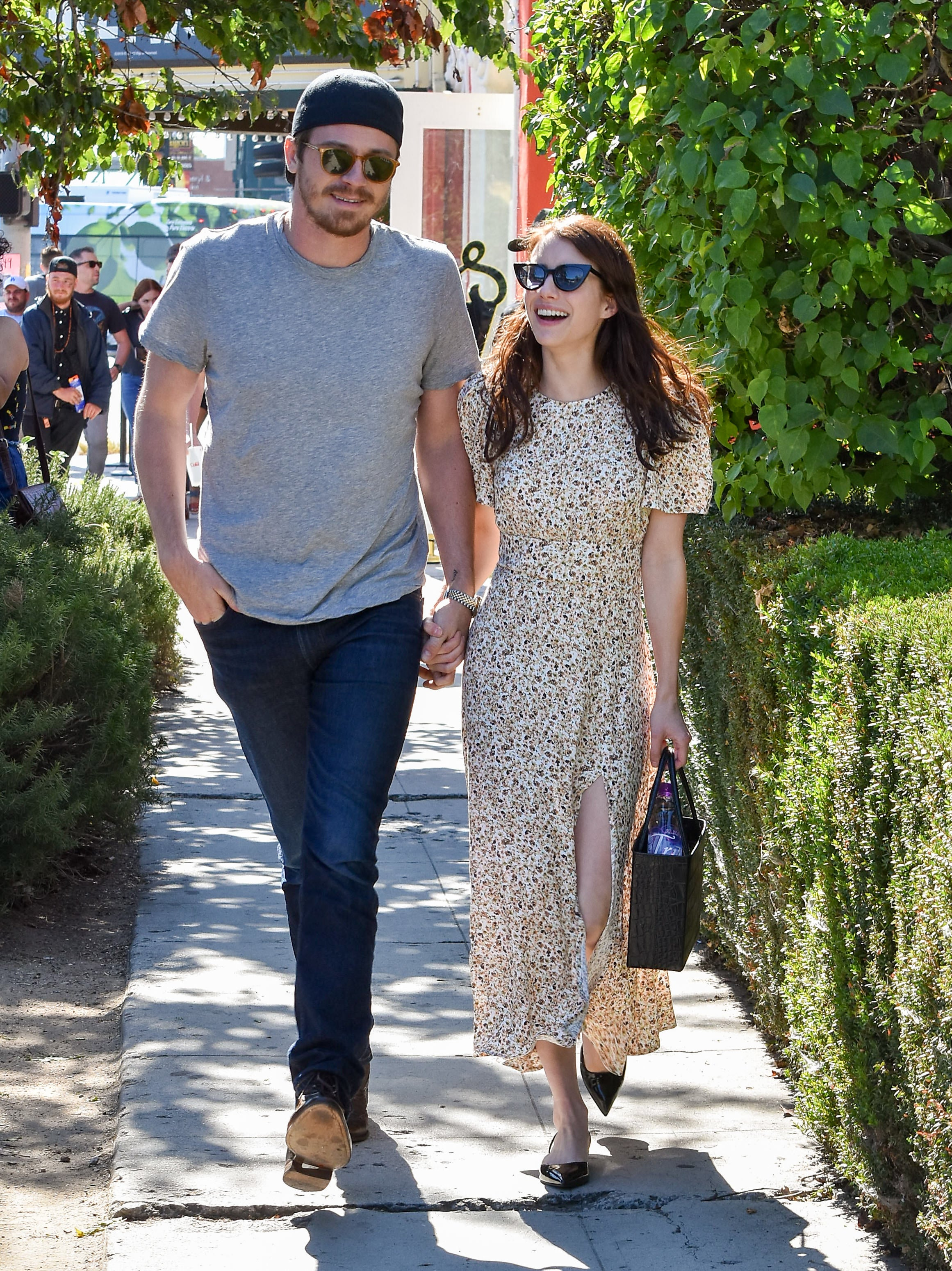 Emma Roberts Is Pregnant Expecting First Child With Garrett Hedlund Entertainment Tonight