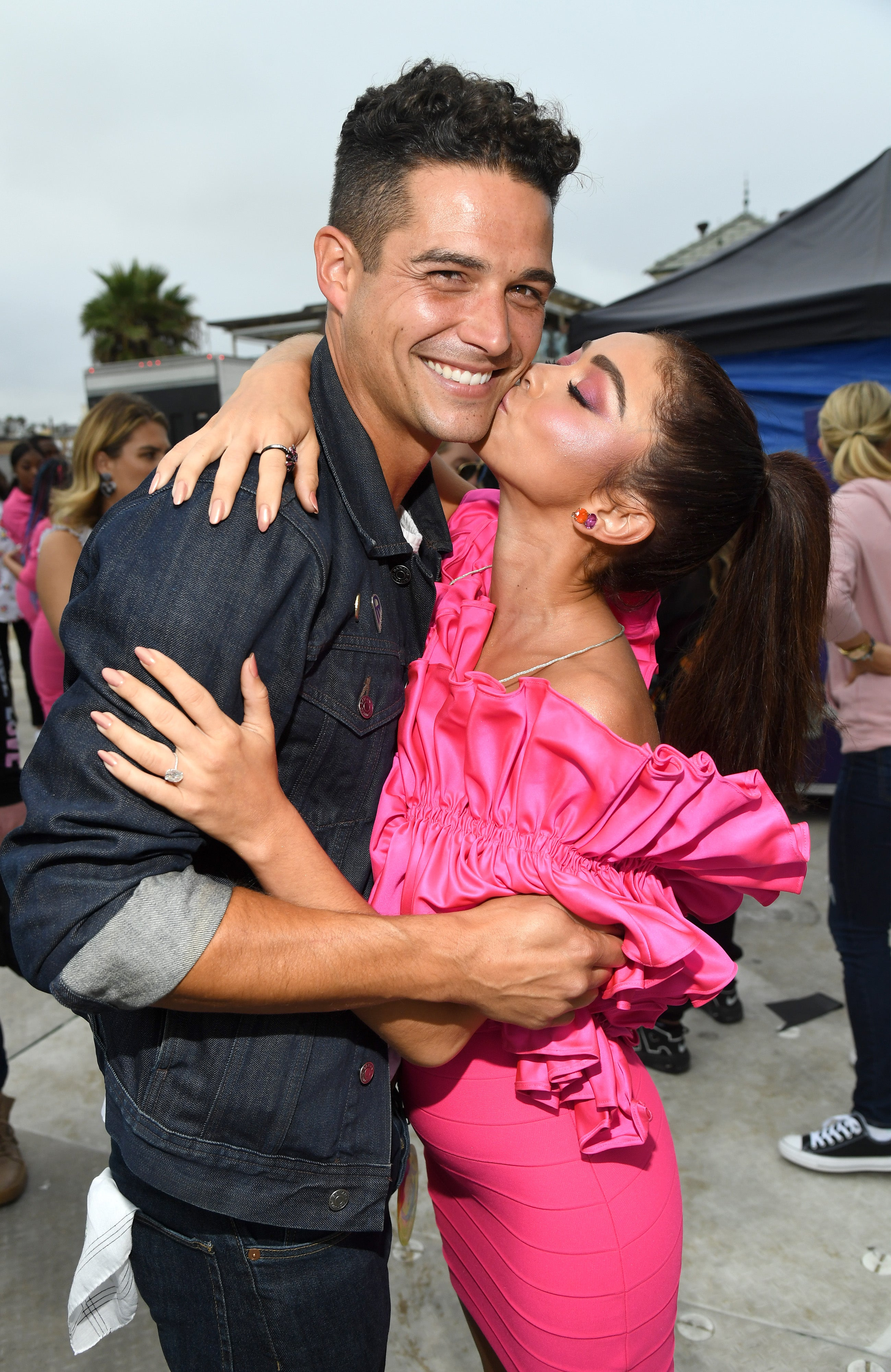 Sarah Hyland Reacts to Troll Claiming She's 'Stretching Out' Wells Adams Engagement