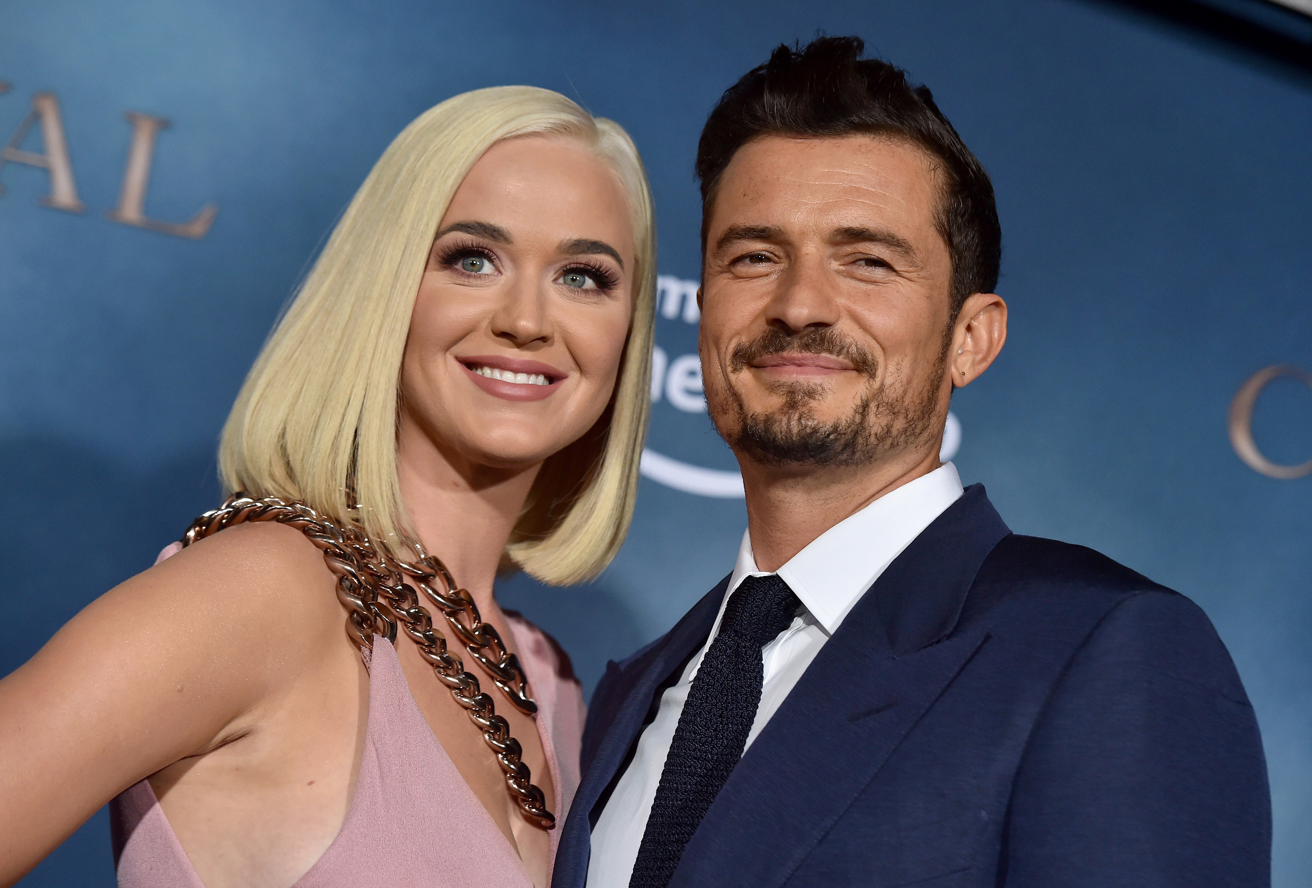 Why Orlando Bloom Says He and 'Remarkable' Fiancee Katy Perry Won't Get Divorced