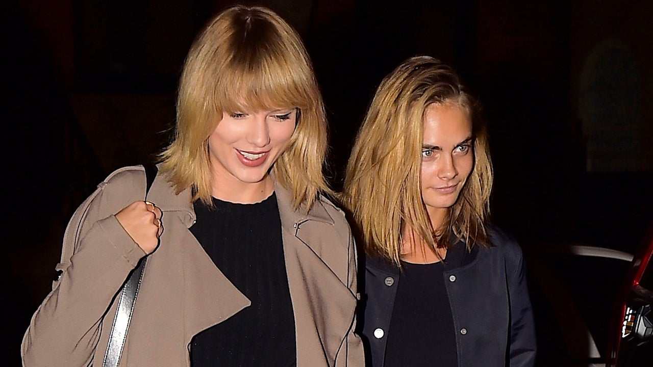 Cara Delevingne Gushes Over Taylor Swift's 'Innate Strength' After Re-Recording Announcement (Exclusive)