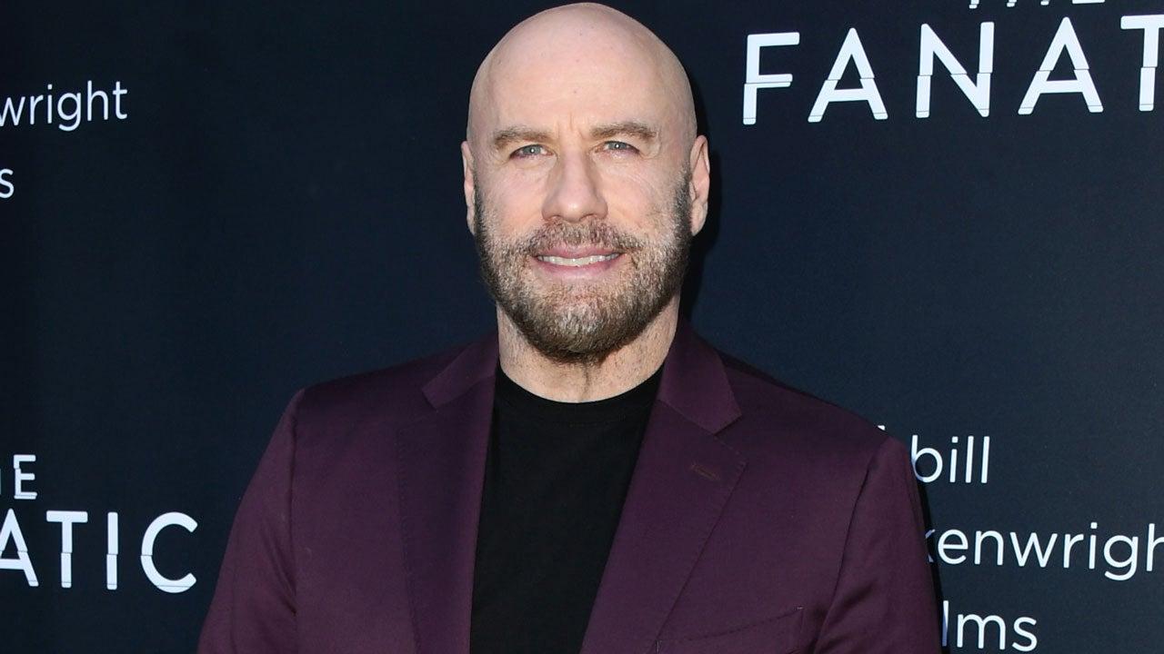 John Travolta Praises Olivia Newton-John Amid Cancer Battle: 'I'm Very Proud of Her' (Exclusive)