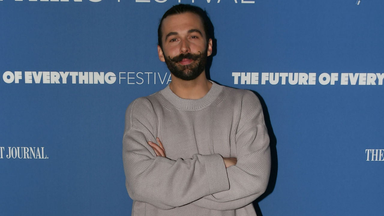 'Queer Eye' Star Jonathan Van Ness Mourns the Sudden Death of His Beloved Cat