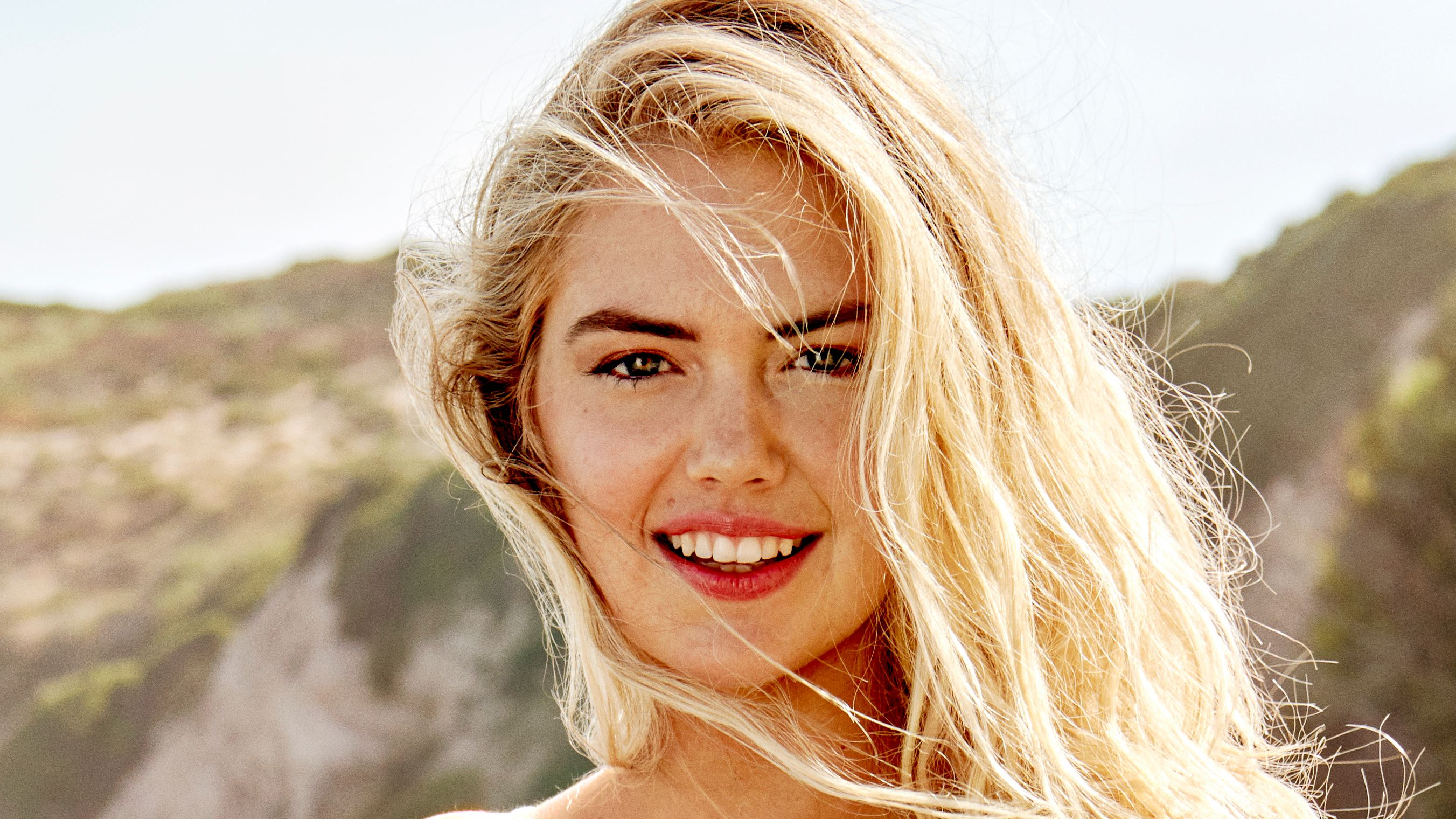 Kate Upton Stuns in Unretouched Photos, Shares How Giving Birth Changed Her Workout Routine